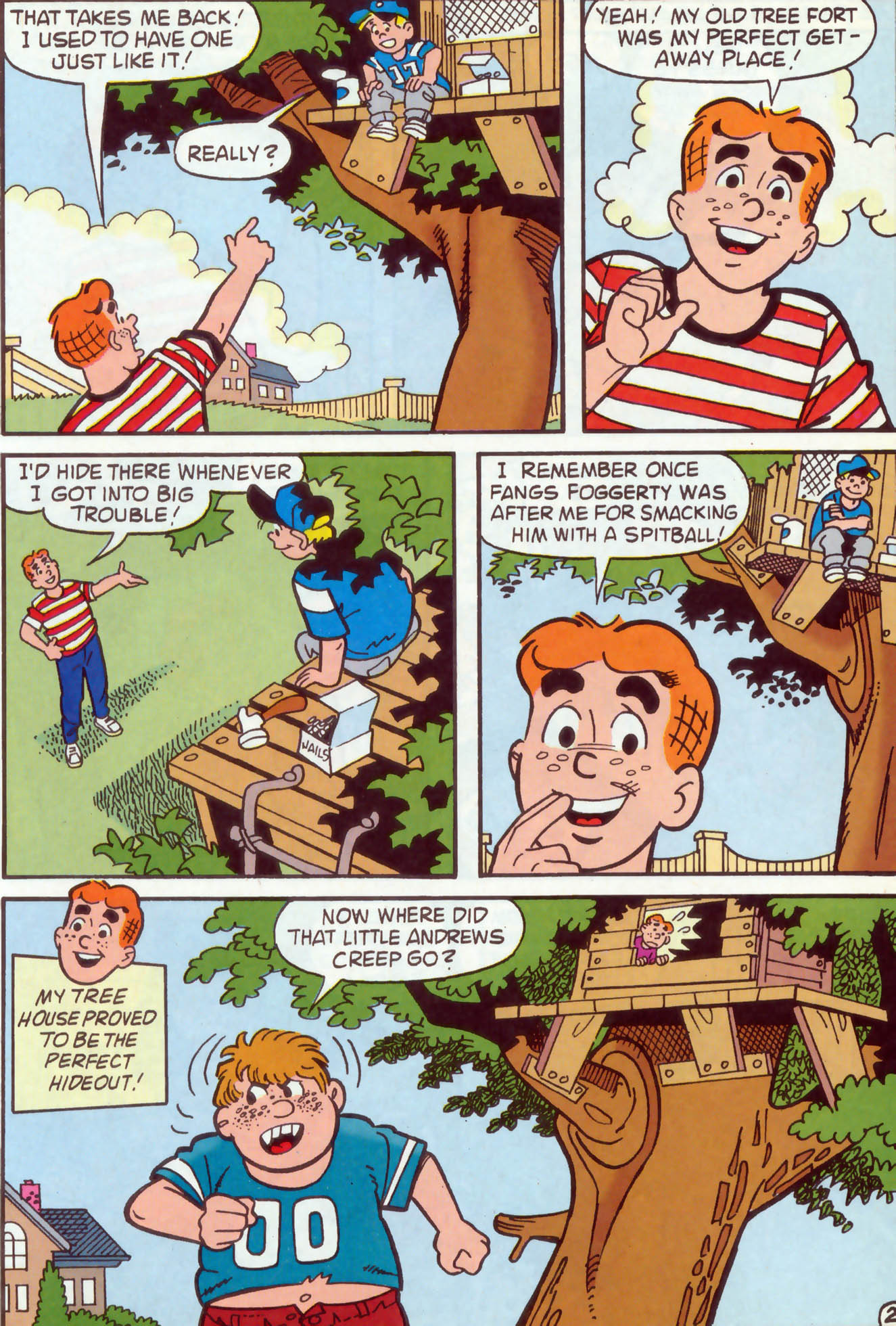 Read online Archie (1960) comic -  Issue #473 - 16