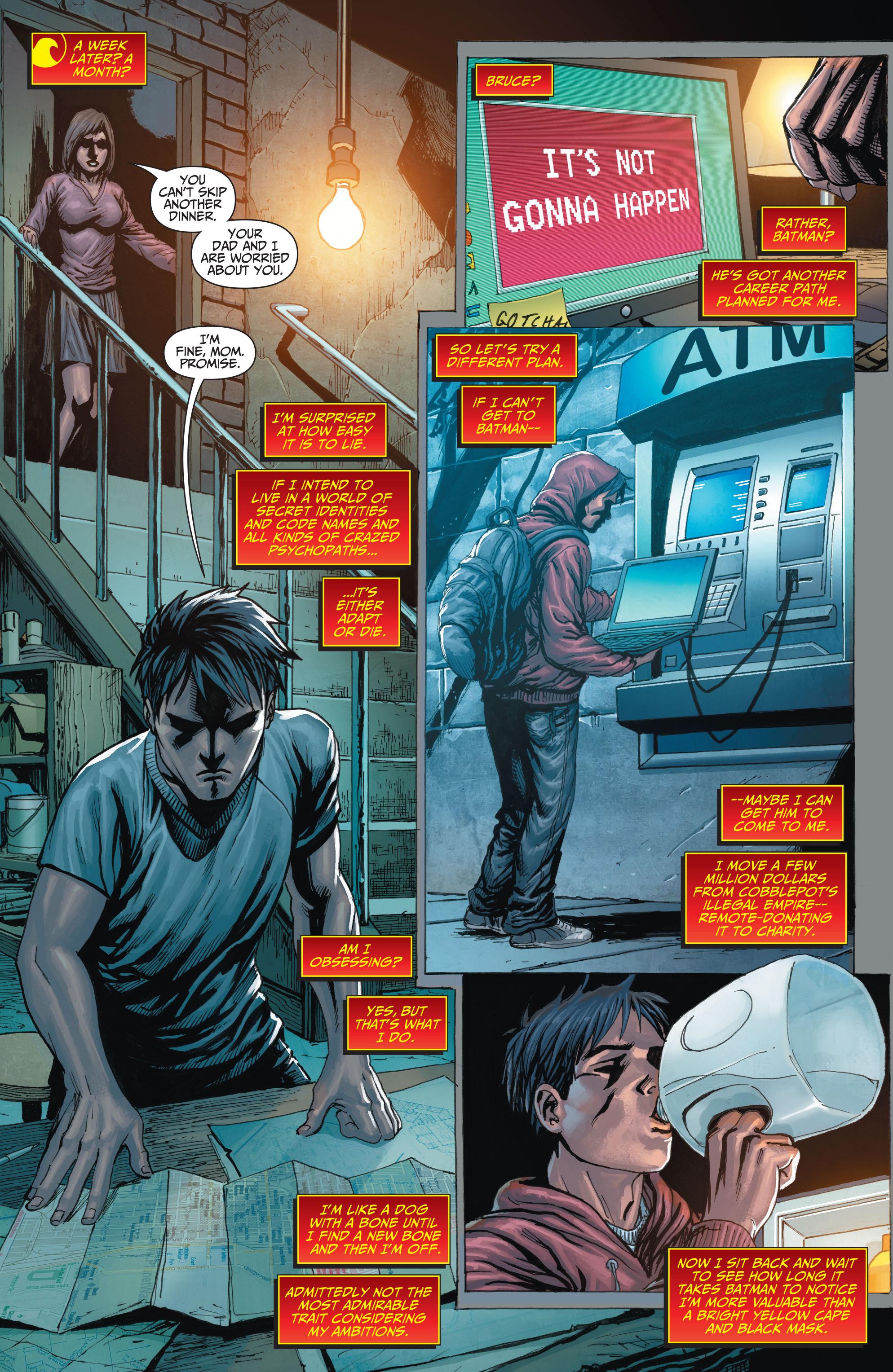 Read online Secret Origins (2014) comic -  Issue #3 - 31