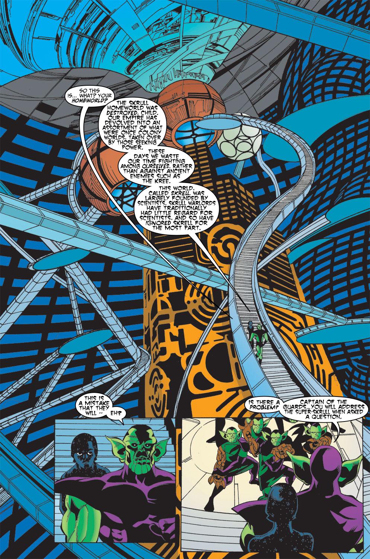 Captain Marvel (1999) Issue #10 #11 - English 7