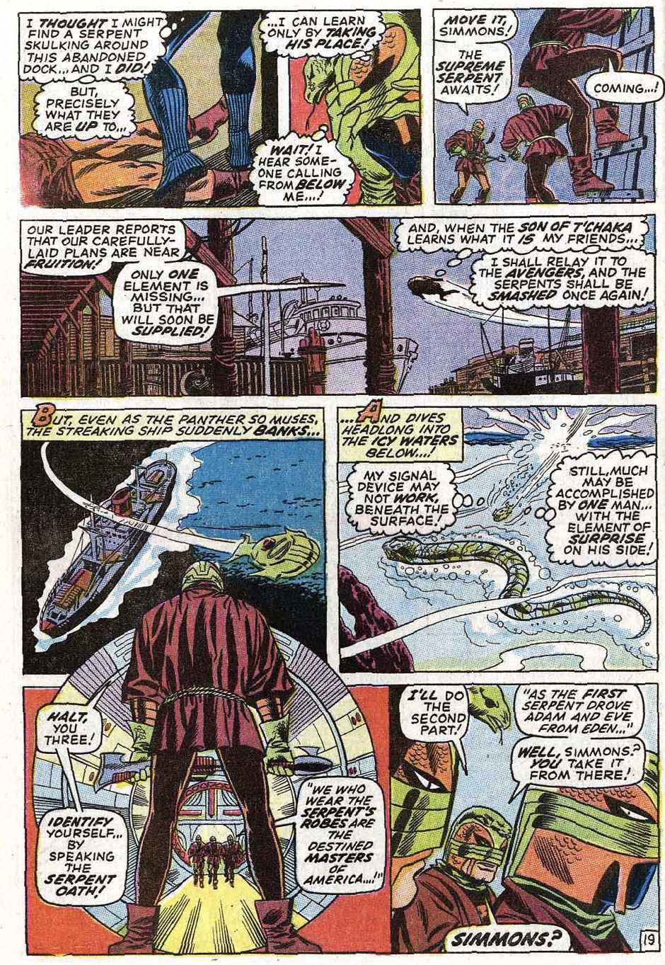 The Avengers (1963) 73 Page 26