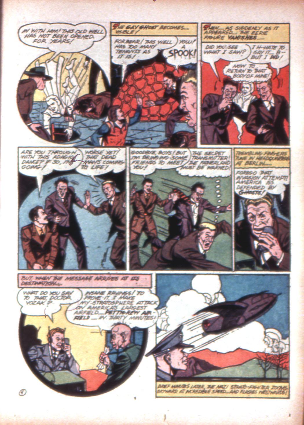 Read online Sensation (Mystery) Comics comic -  Issue #16 - 29