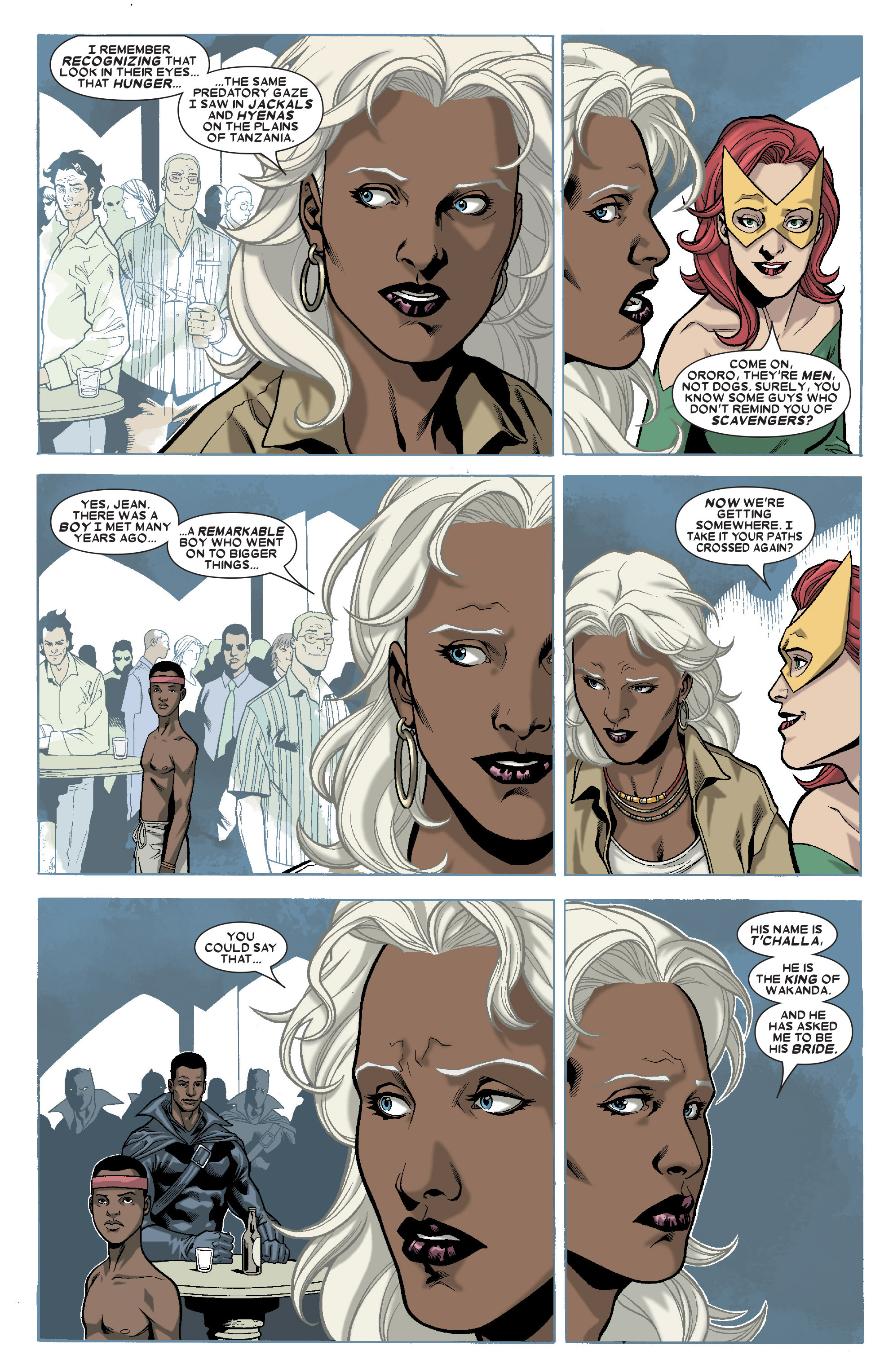 Read online Uncanny X-Men (1963) comic -  Issue # _Annual 1 (2006) - 20
