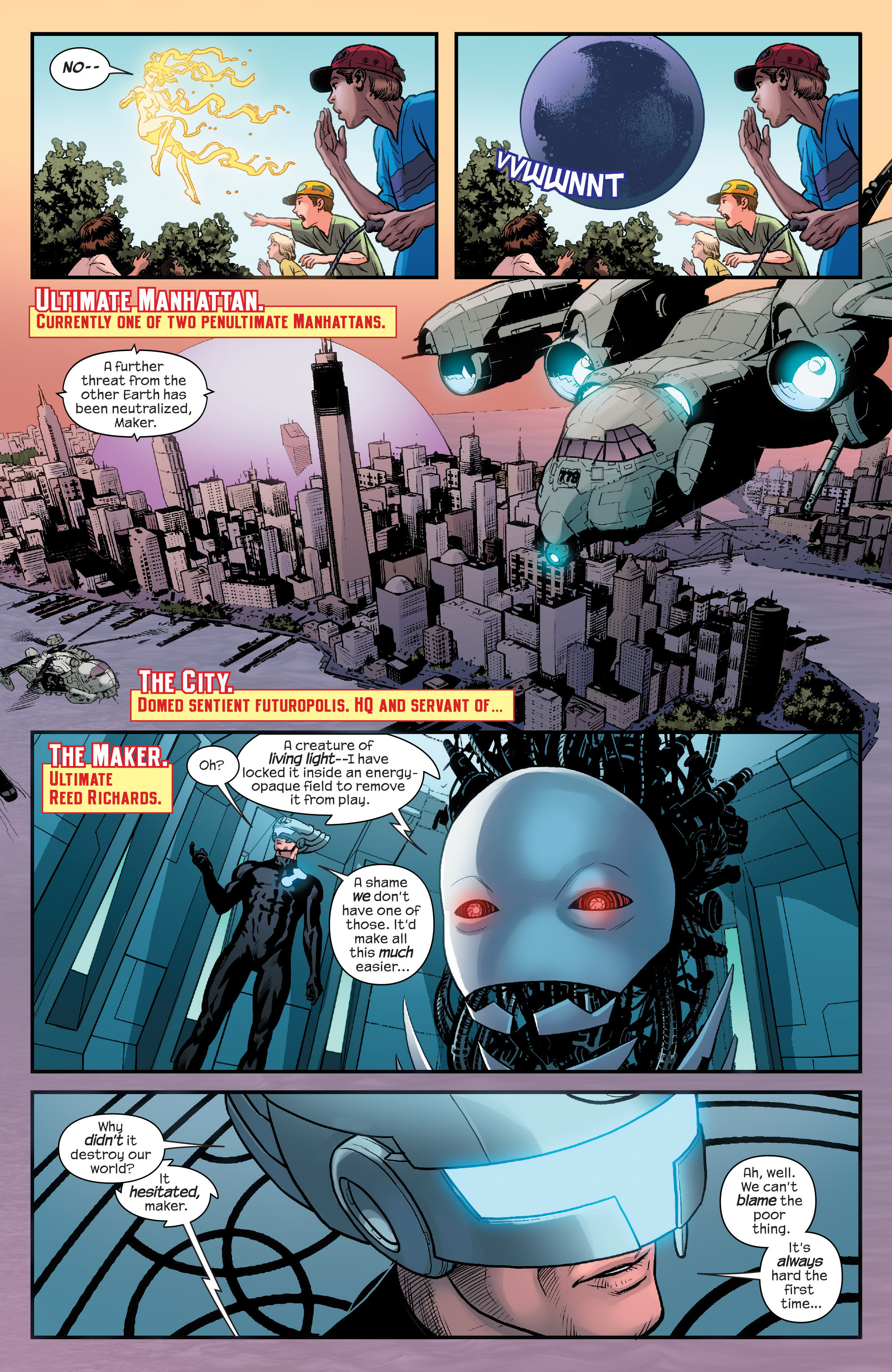 Read online Secret Wars: Last Days of the Marvel Universe comic -  Issue # TPB (Part 1) - 36
