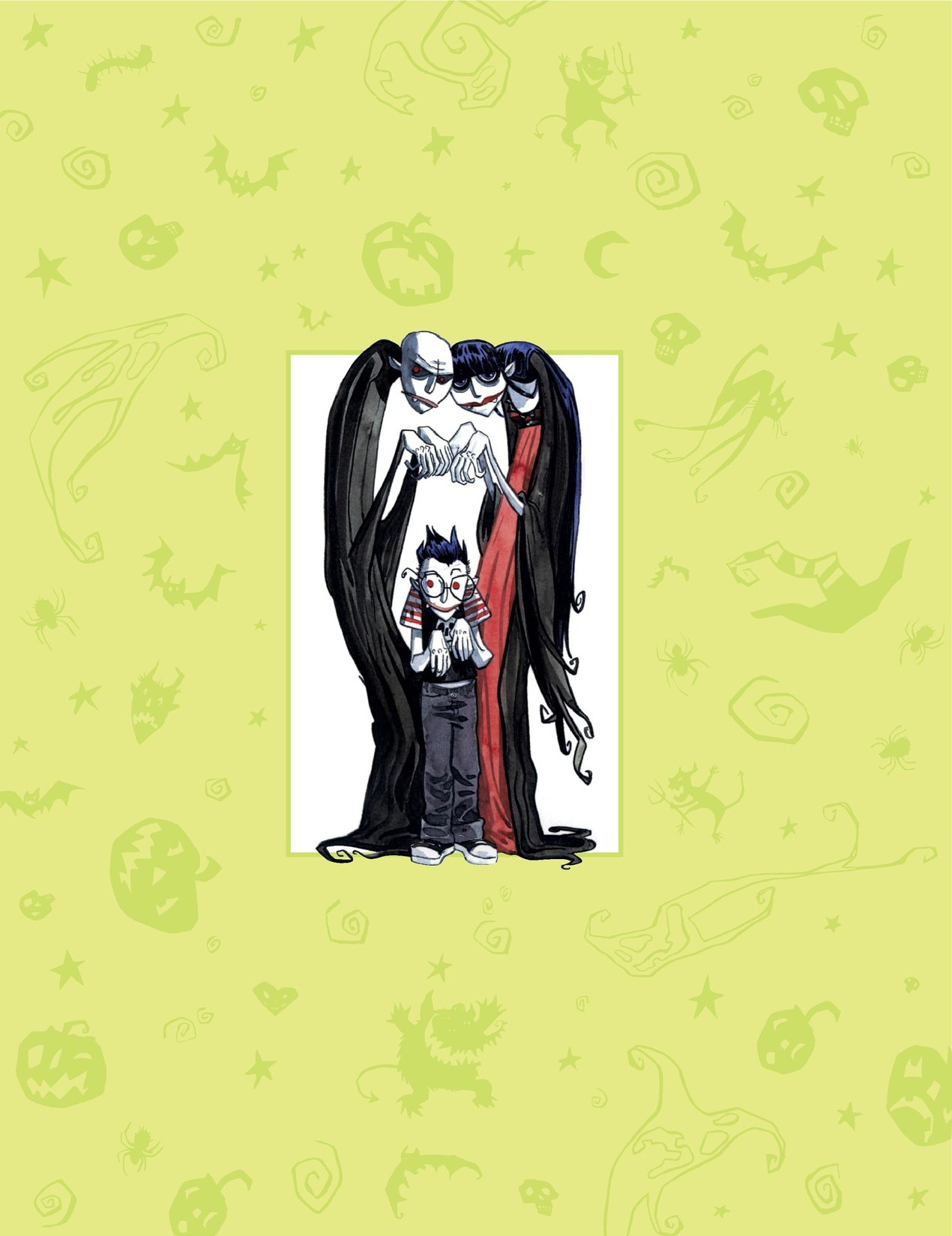 Read online Scary Godmother comic -  Issue # TPB - 176