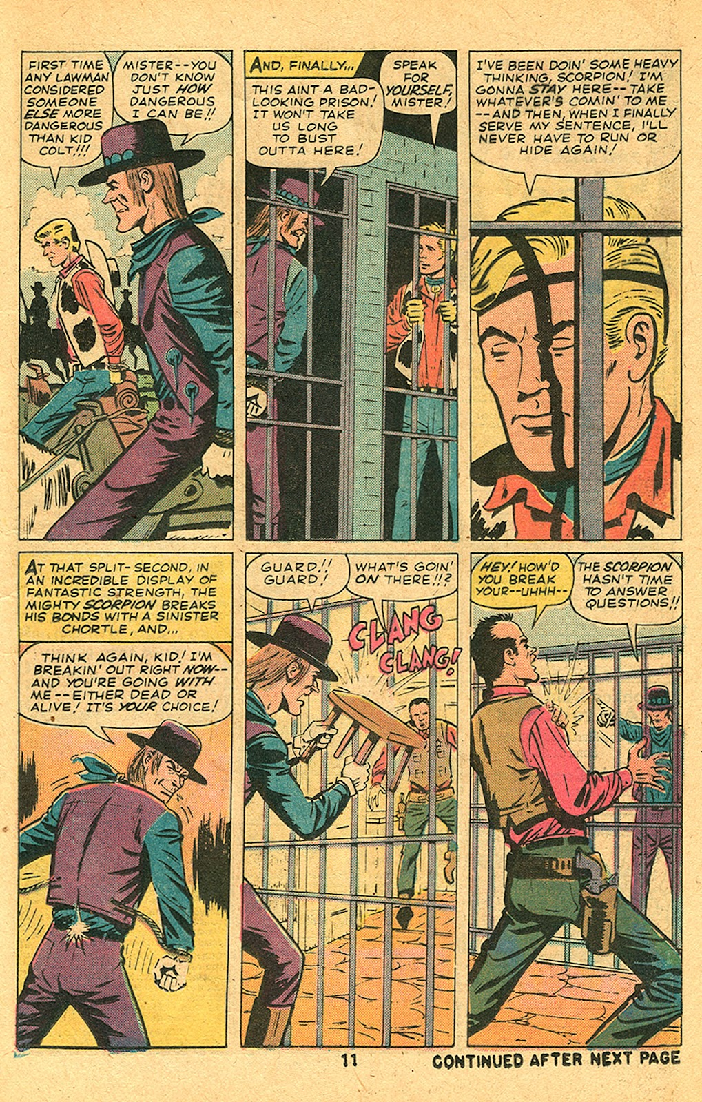 Kid Colt Outlaw issue 193 - Page 13