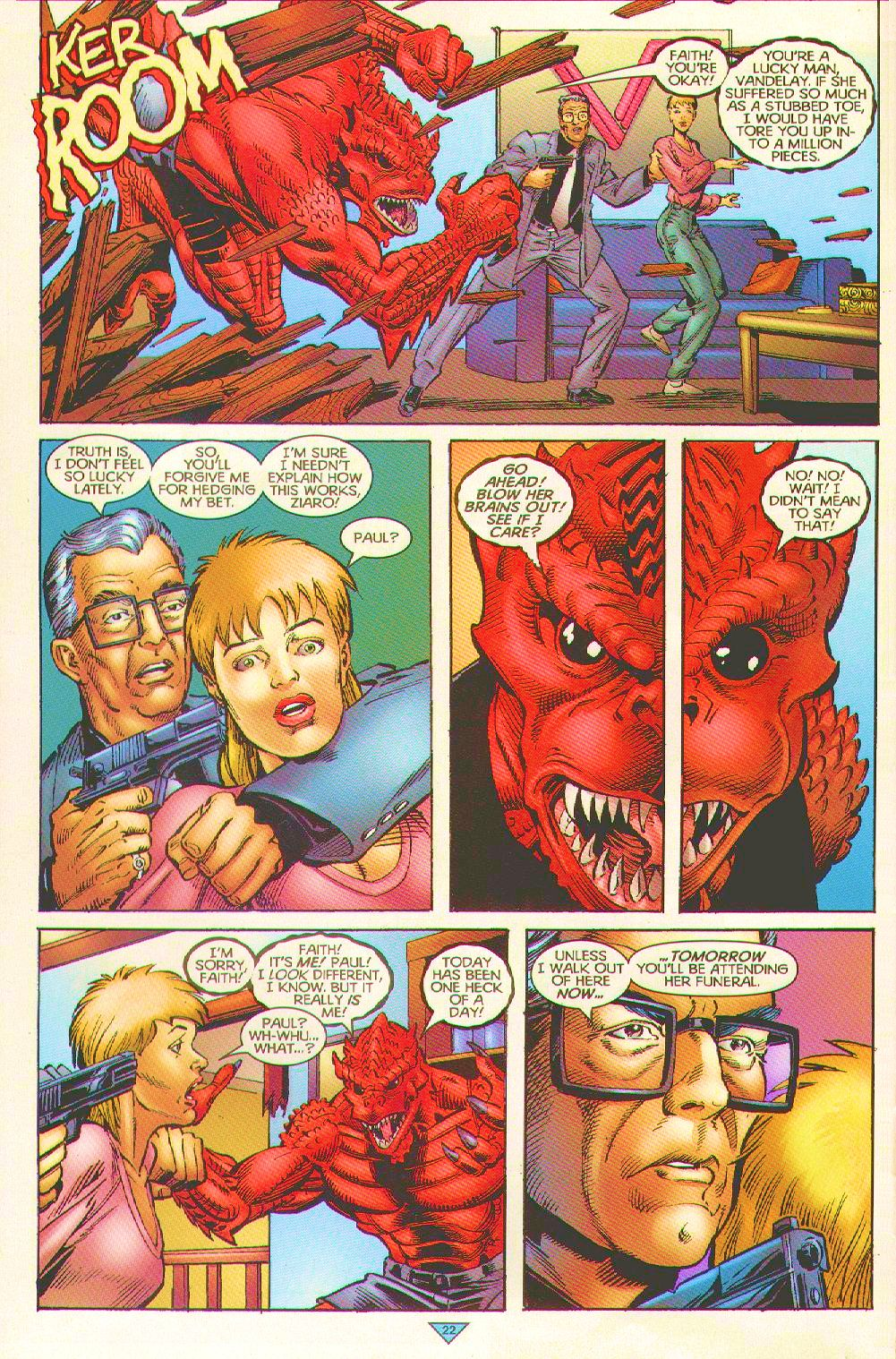 Read online Trinity Angels comic -  Issue #6 - 19