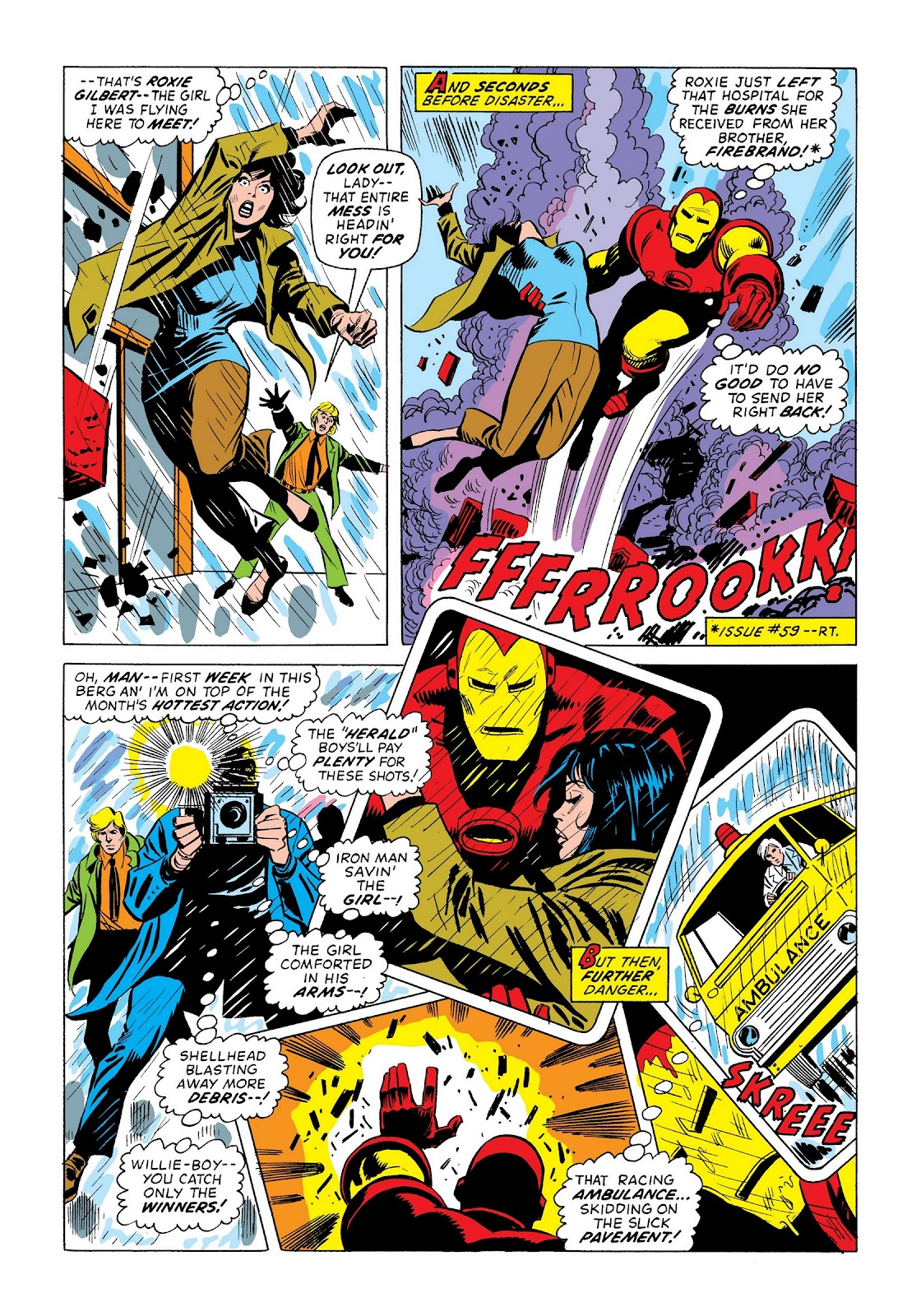 Read online Marvel Masterworks: The Invincible Iron Man comic -  Issue # TPB 9 (Part 2) - 96