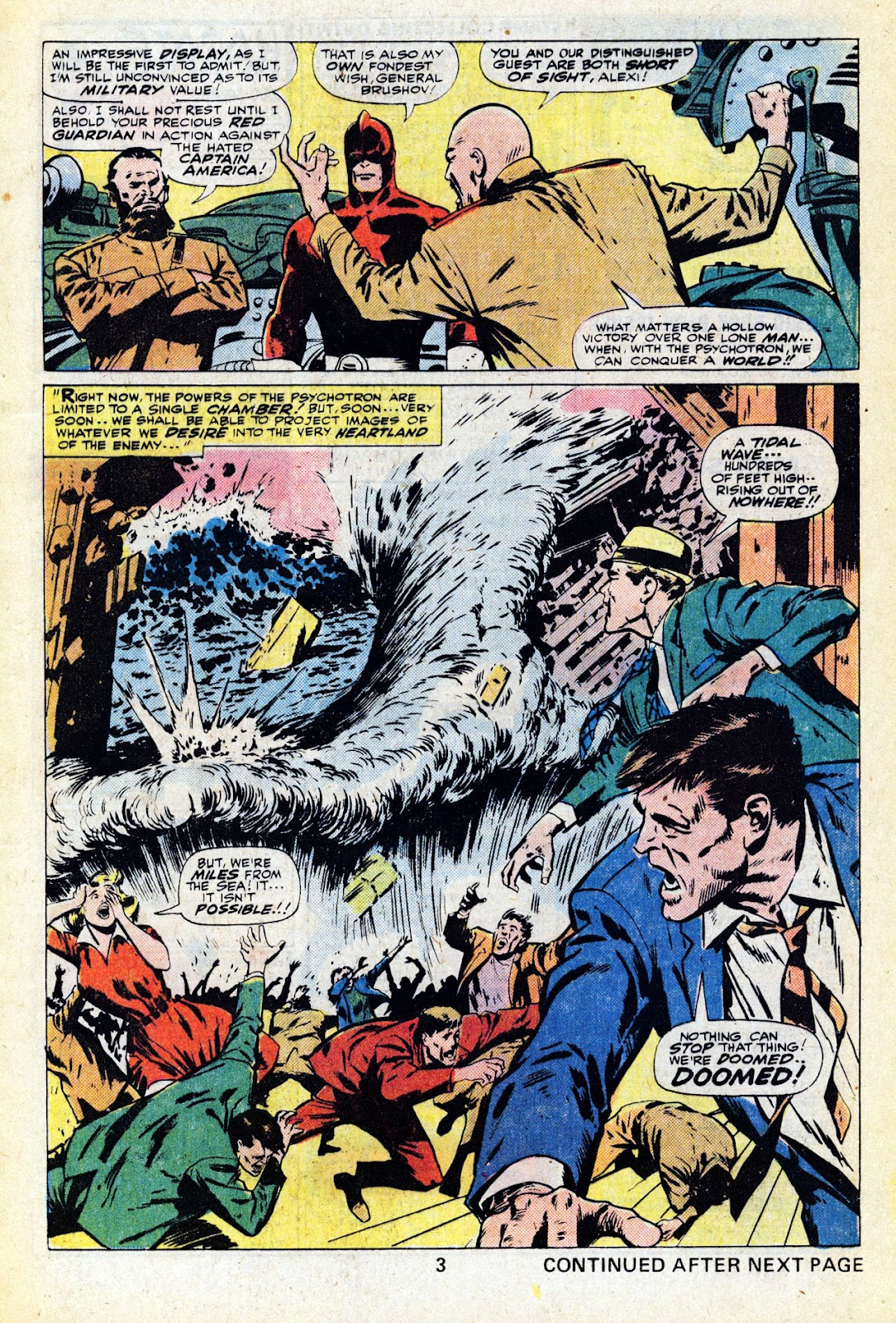 Marvel Triple Action (1972) issue 36 - Page 5