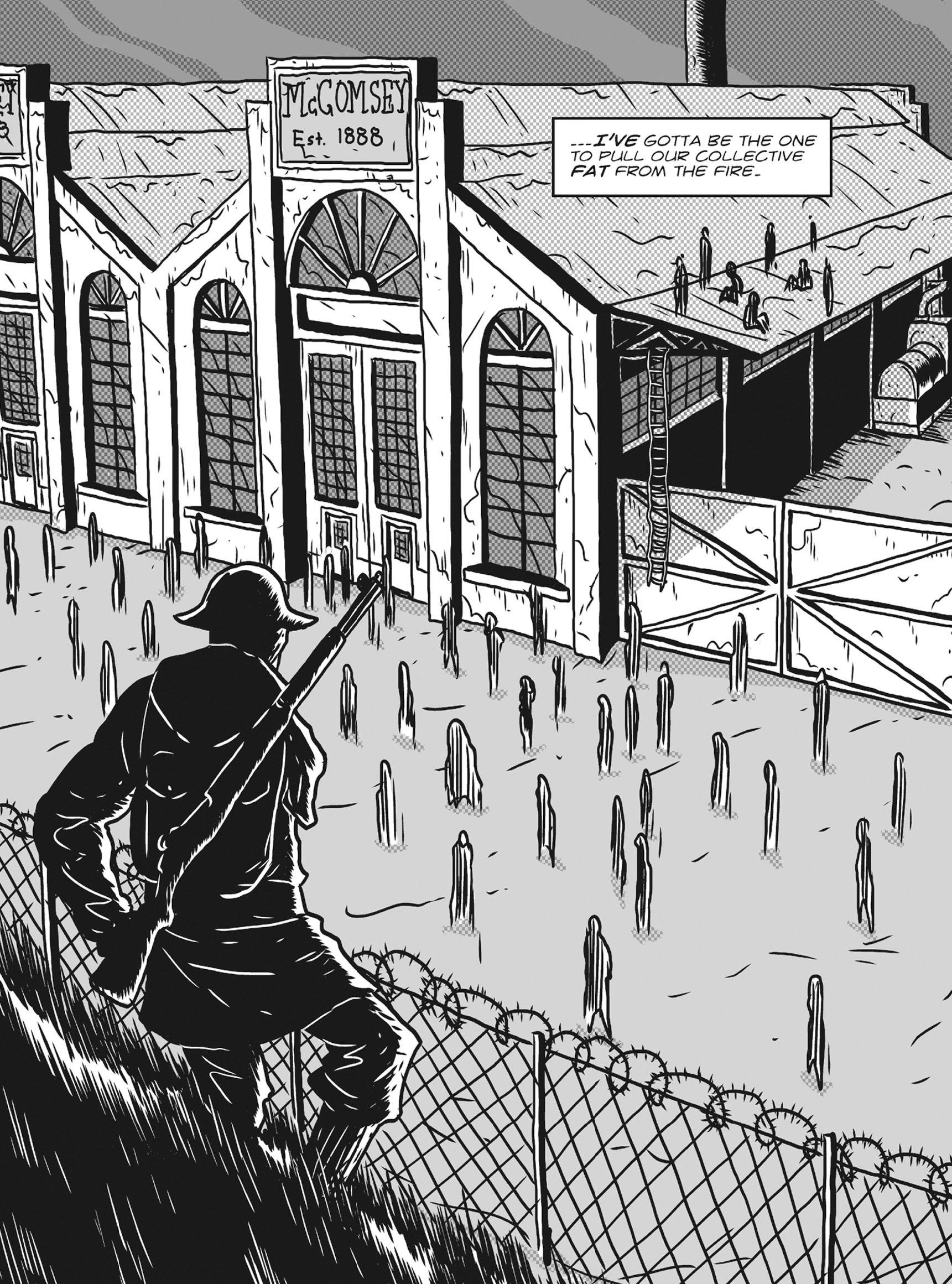 Read online FUBAR comic -  Issue #3 - 268