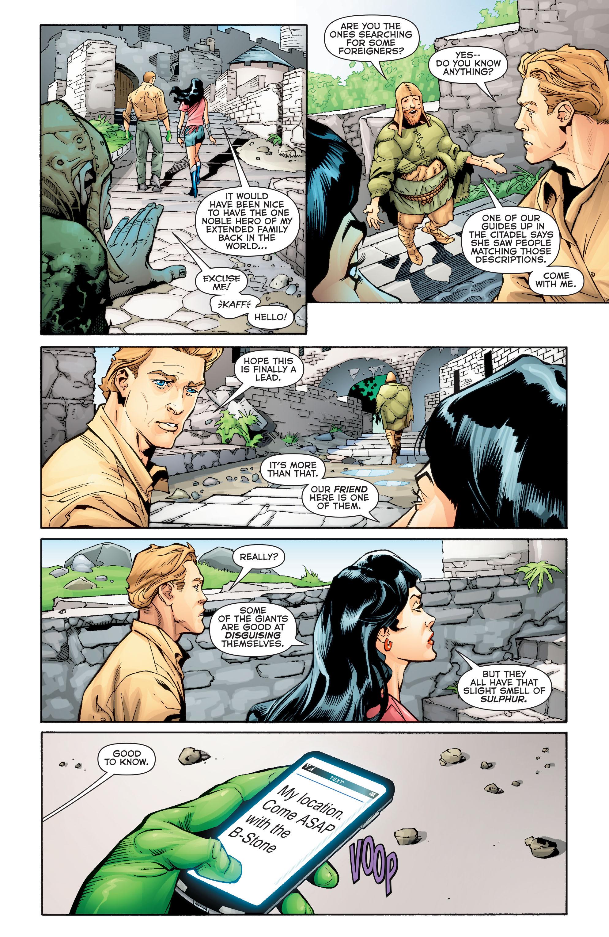 Read online Aquaman (2011) comic -  Issue #Aquaman (2011) _Annual 2 - 8