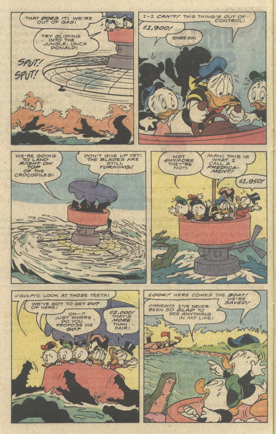 Read online Uncle Scrooge (1953) comic -  Issue #242 - 28