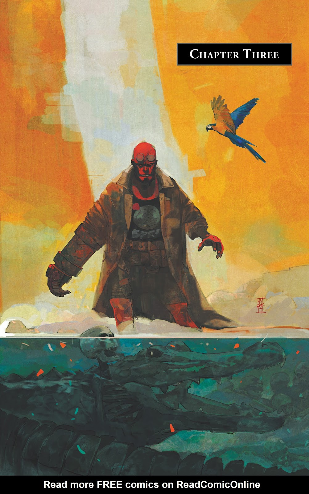 Read online Hellboy and the B.P.R.D. comic -  Issue # _TPB - 54