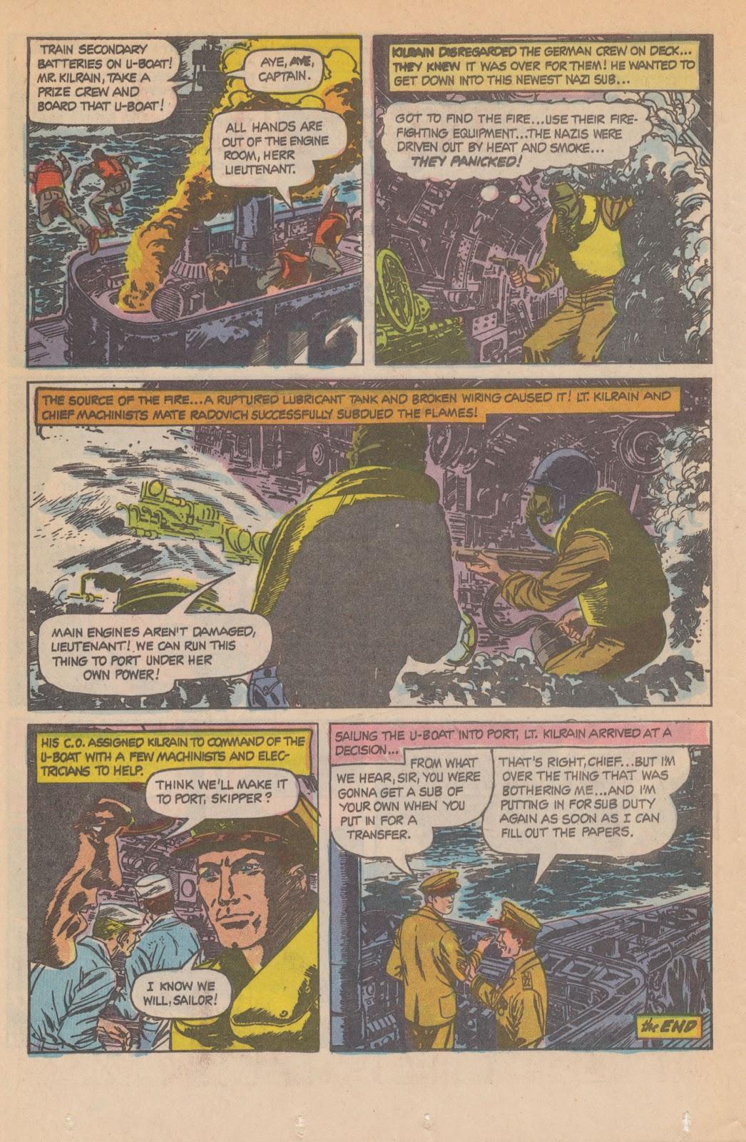 Read online Fightin' Navy comic -  Issue #133 - 26