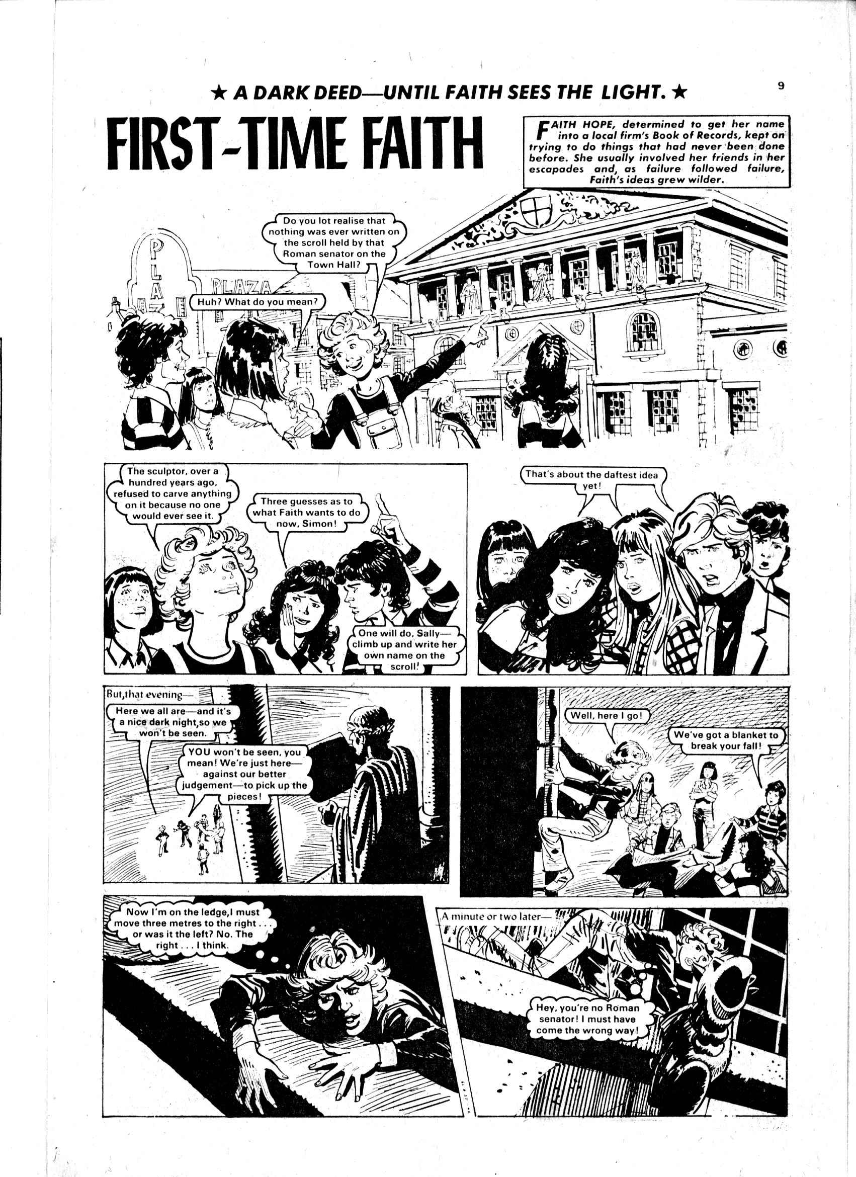 Read online Judy comic -  Issue #24 - 9