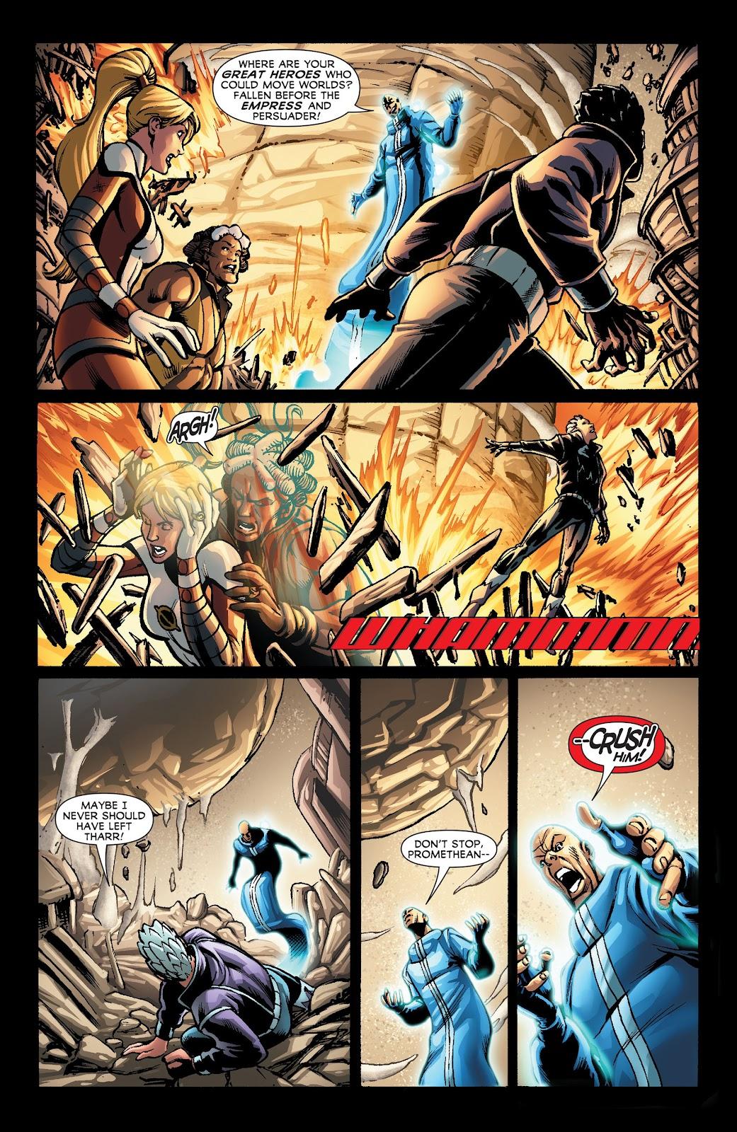 Legion of Super-Heroes (2011) Issue #22 #23 - English 15