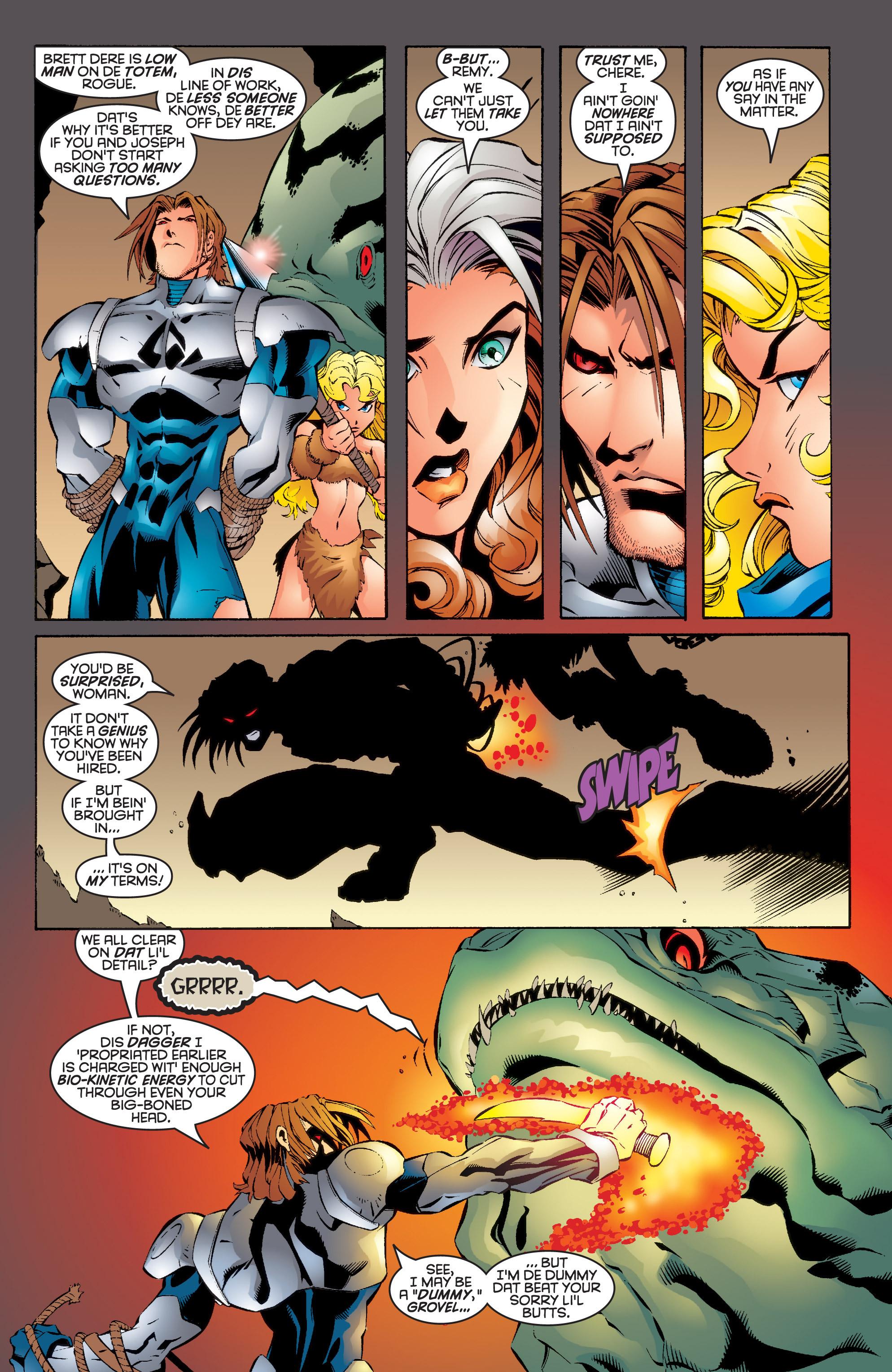 Read online Uncanny X-Men (1963) comic -  Issue #347 - 20