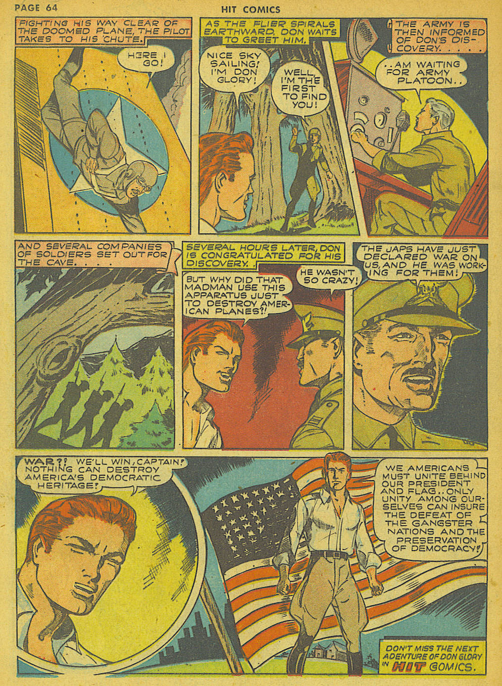 Read online Hit Comics comic -  Issue #21 - 66