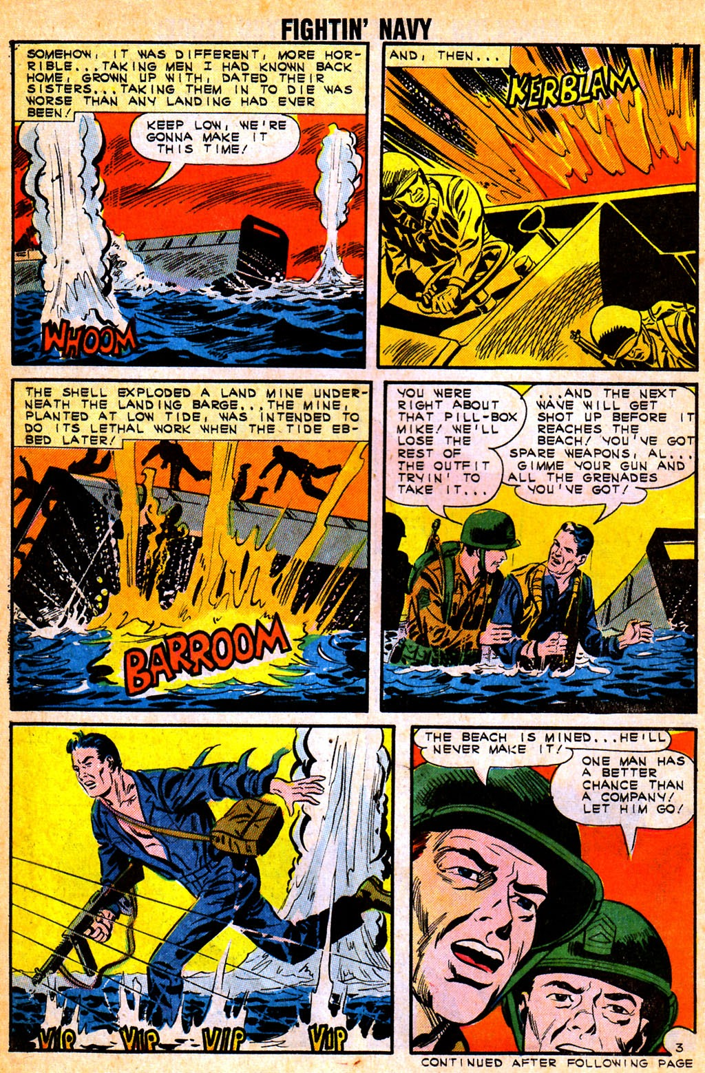 Read online Fightin' Navy comic -  Issue #111 - 14