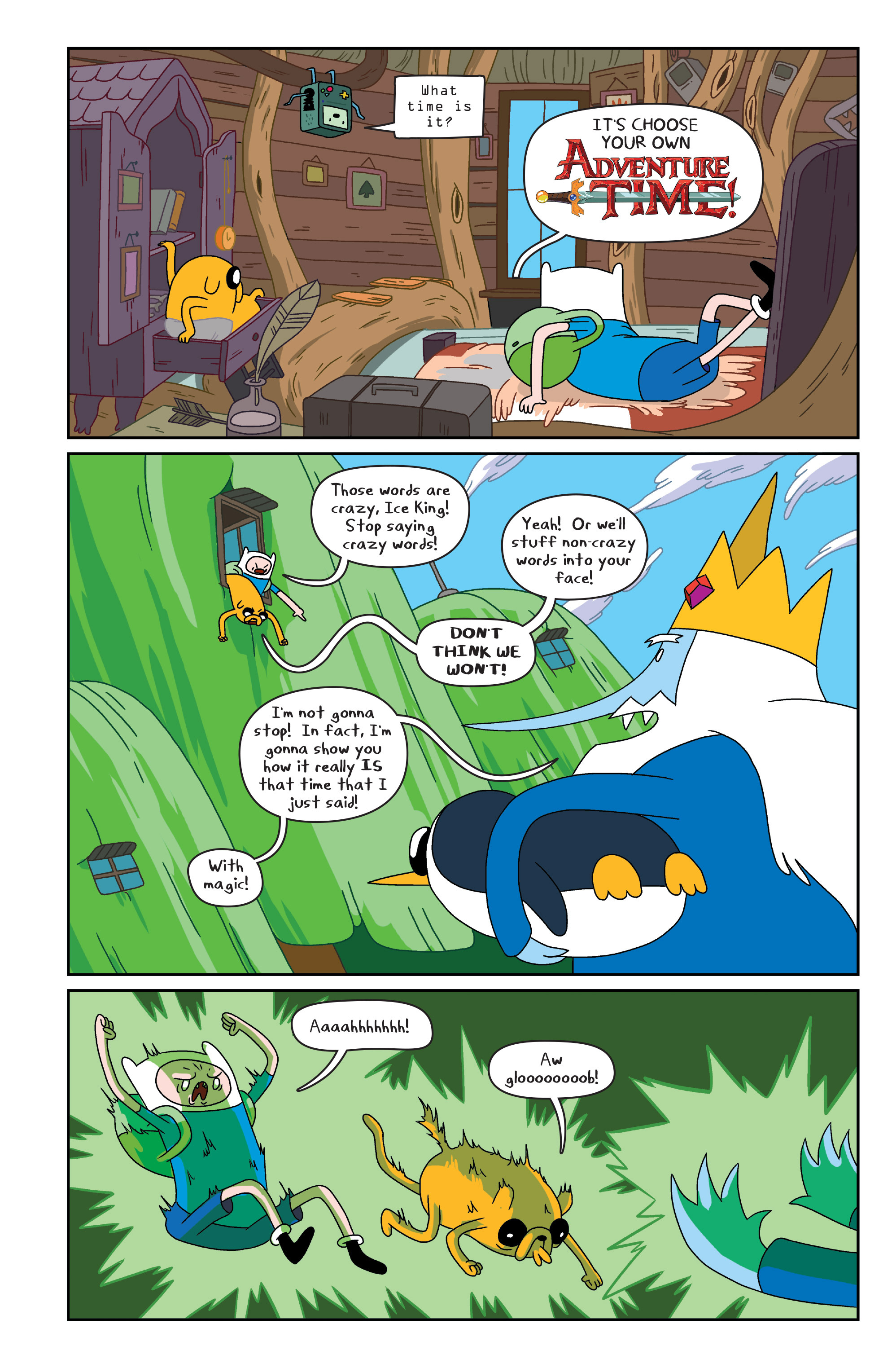 Read online Adventure Time comic -  Issue #Adventure Time _TPB 3 - 7