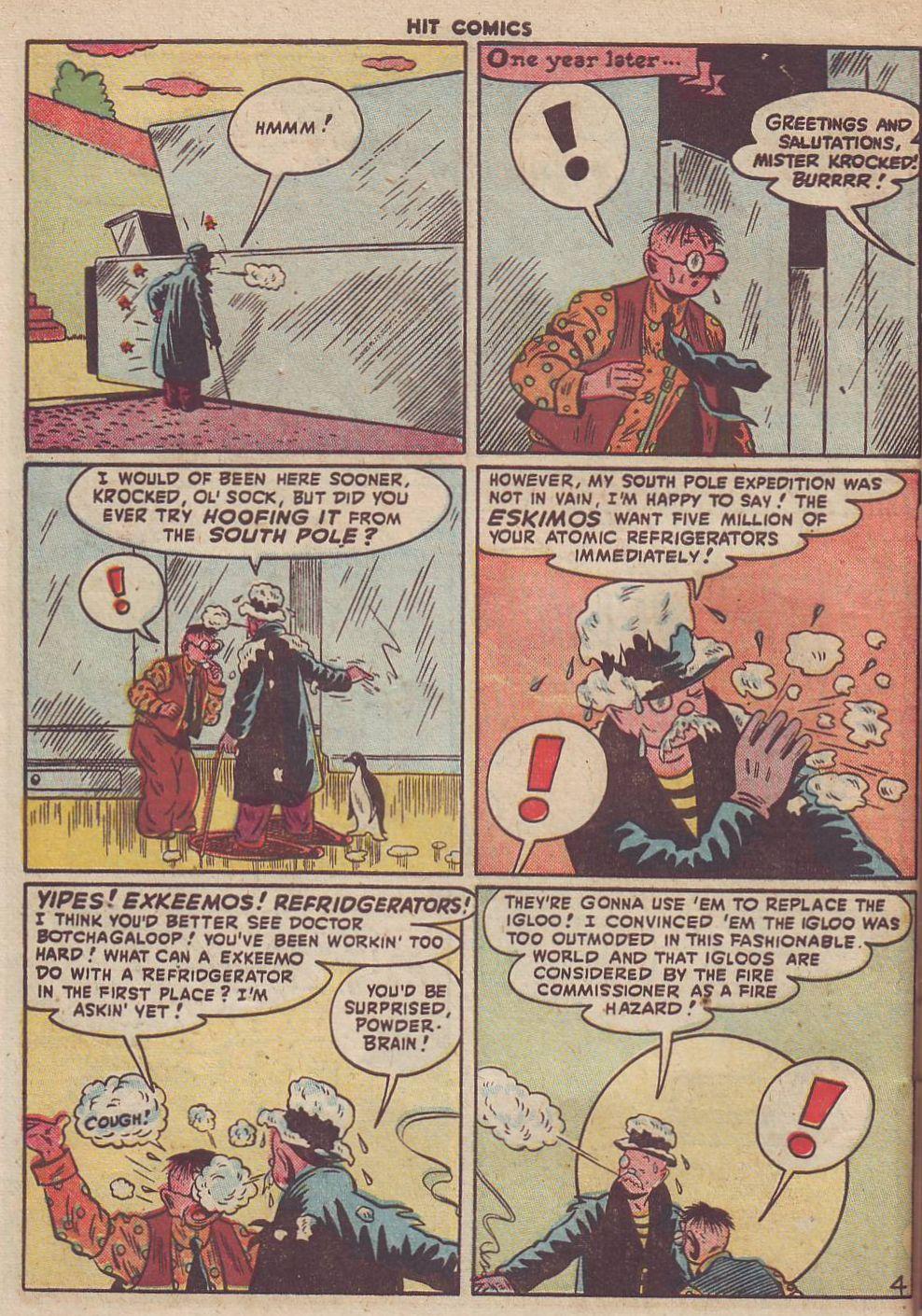 Read online Hit Comics comic -  Issue #51 - 42