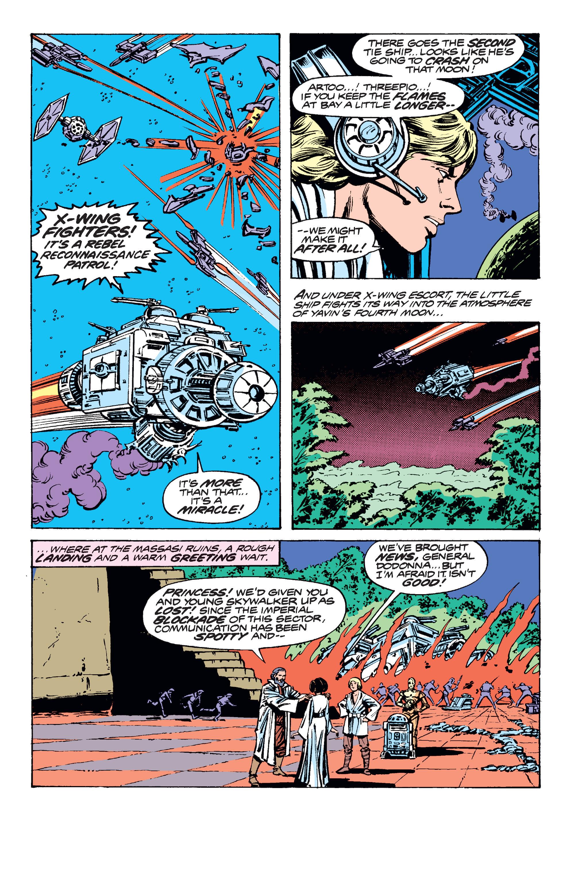 Read online Star Wars Omnibus comic -  Issue # Vol. 13 - 458