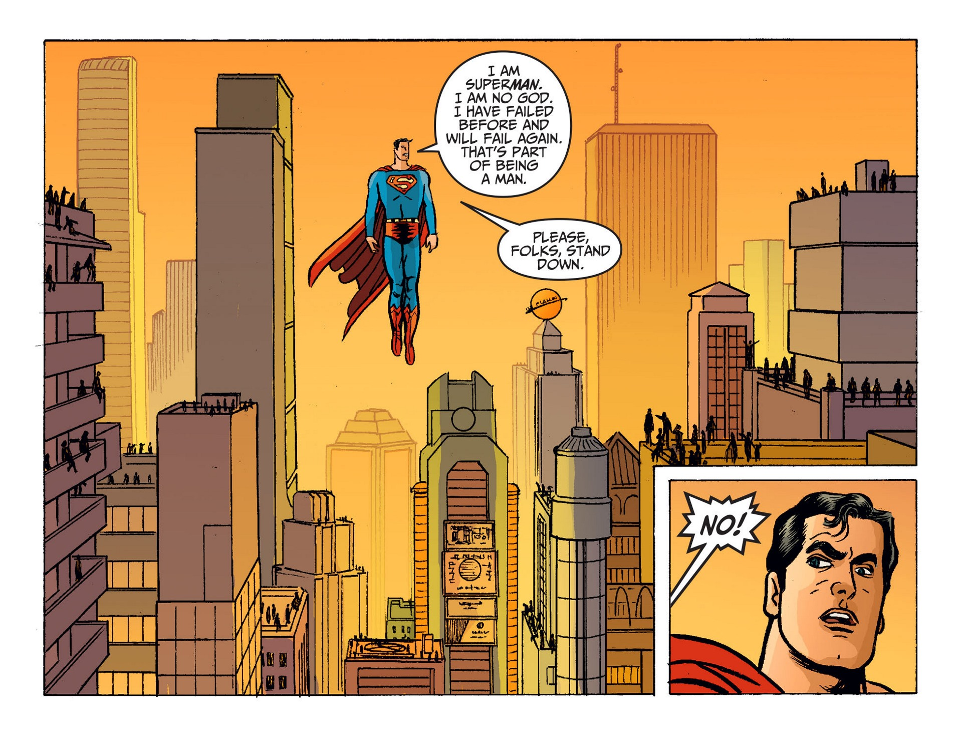 Read online Adventures of Superman [I] comic -  Issue #20 - 12