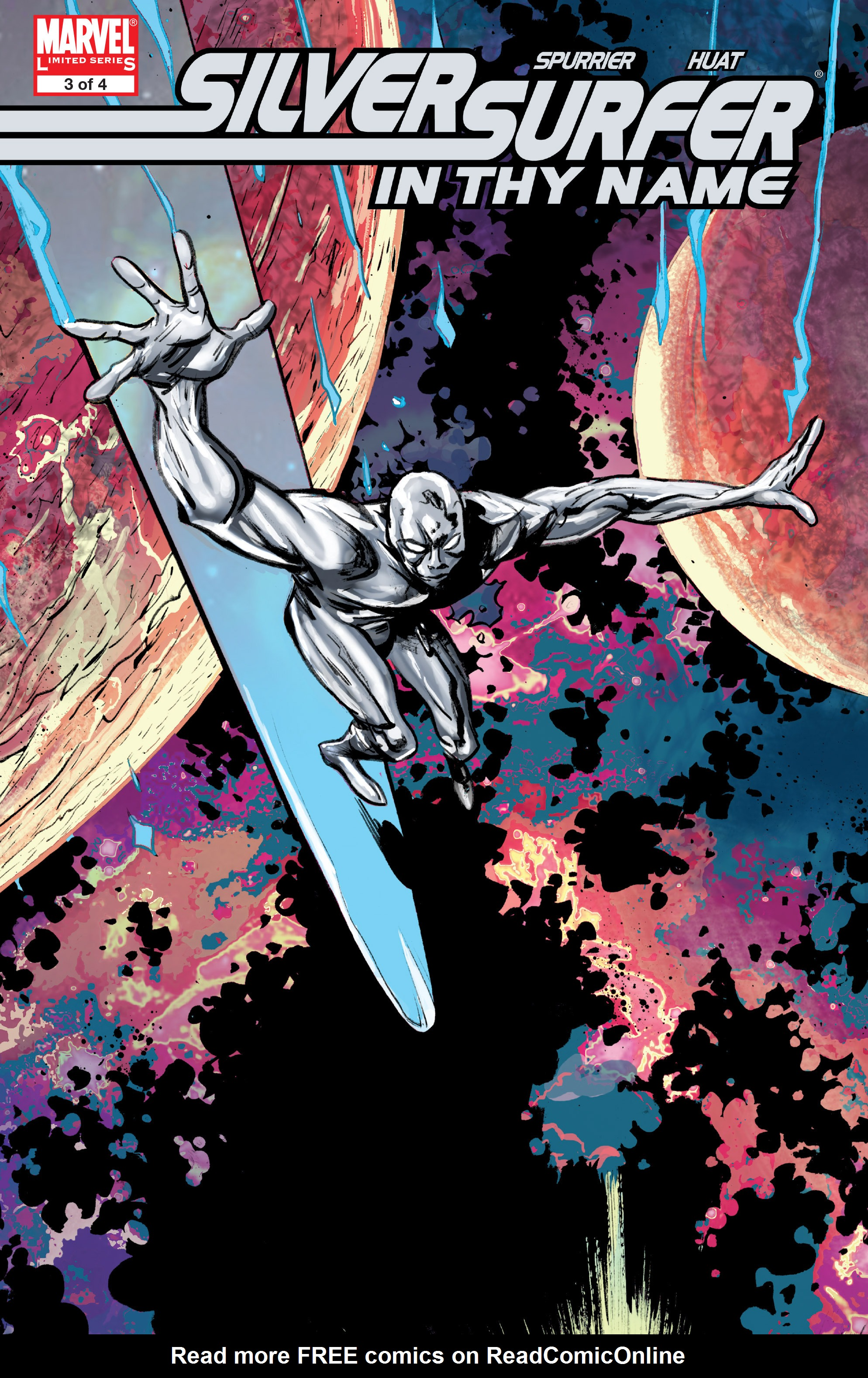 Silver Surfer: In Thy Name issue 3 - Page 1
