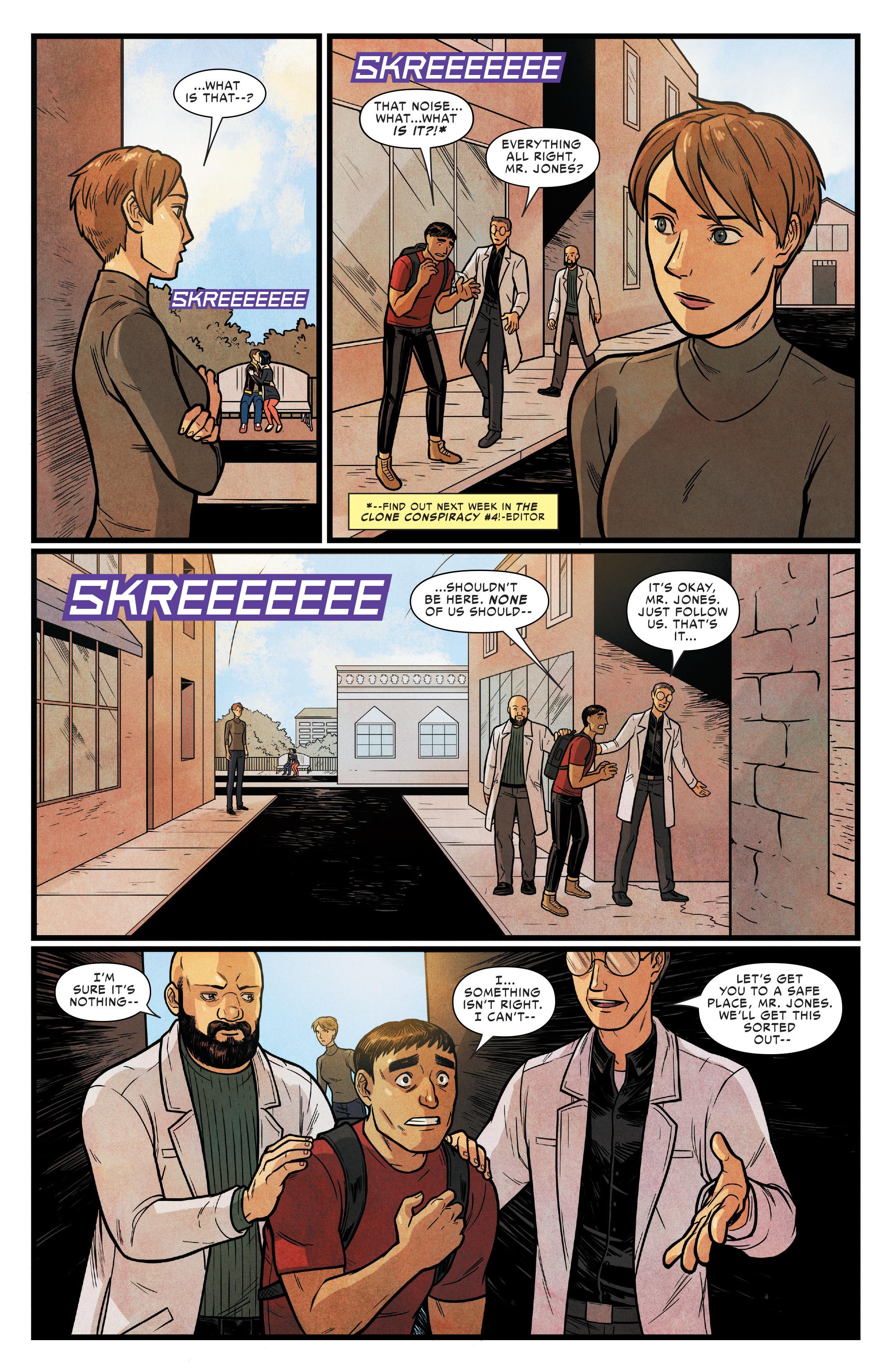Read online Silk (2016) comic -  Issue #16 - 18
