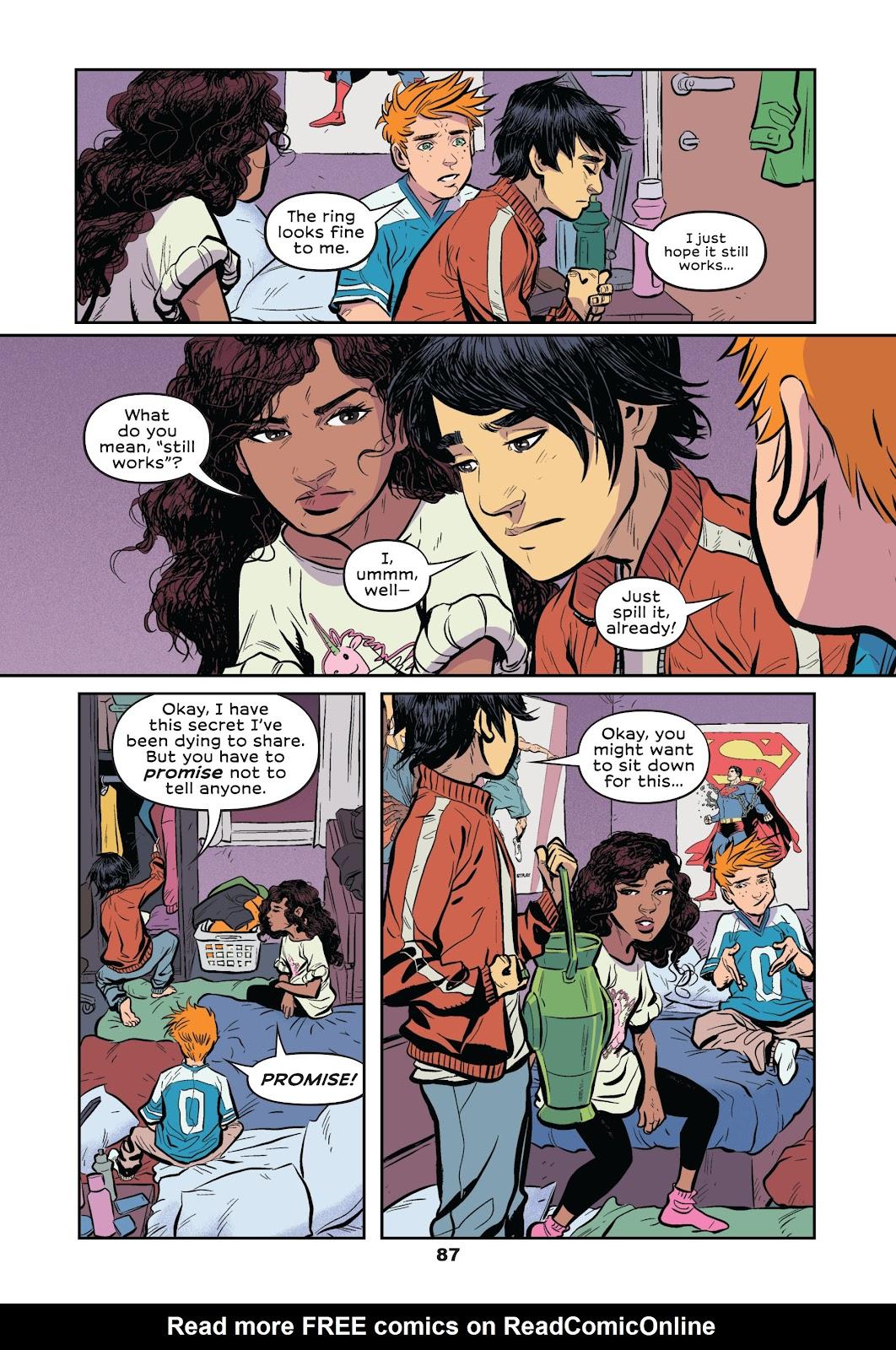 Read online Green Lantern: Legacy comic -  Issue # TPB - 85