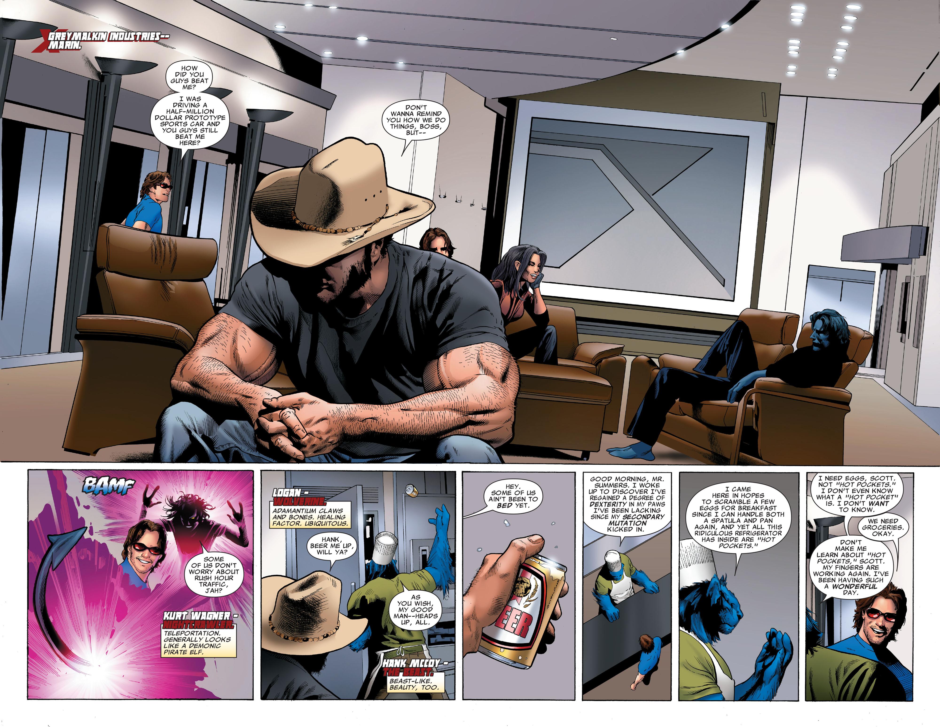 Read online Uncanny X-Men (1963) comic -  Issue #501 - 13