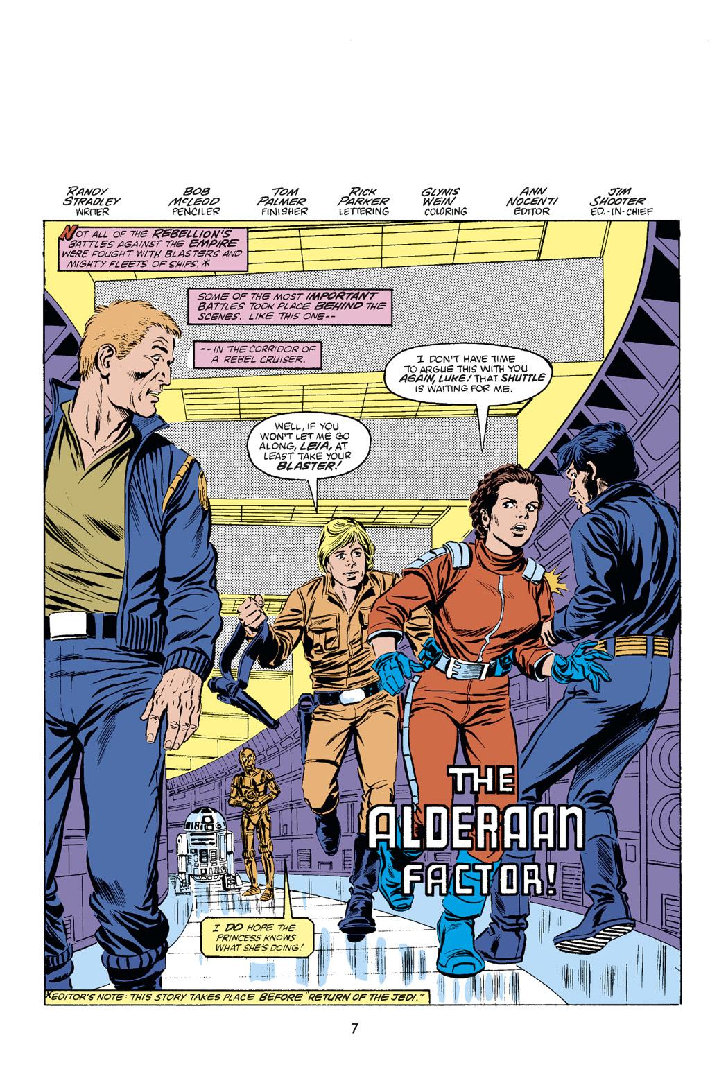 Read online Star Wars Omnibus comic -  Issue # Vol. 21 - 6