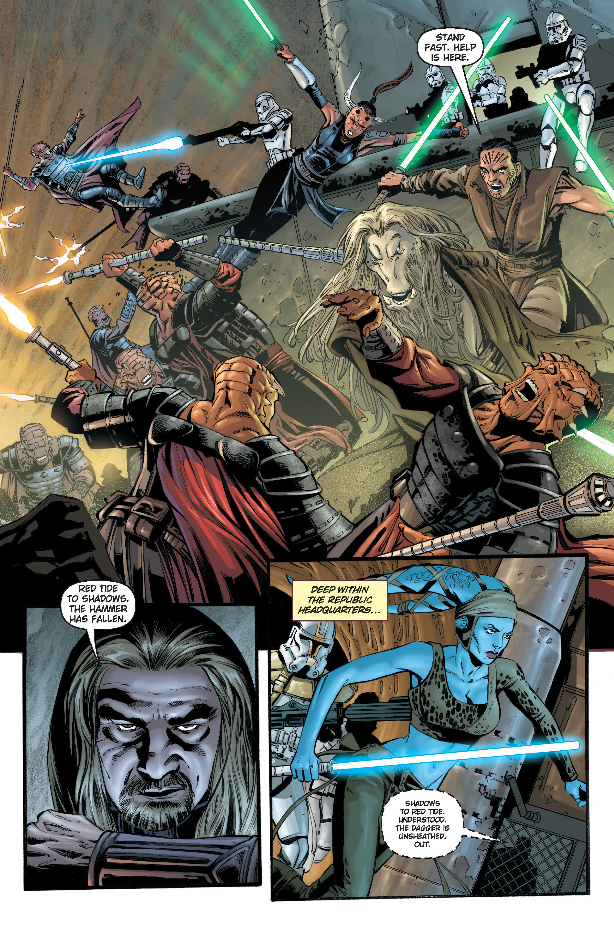 Read online Star Wars Omnibus comic -  Issue # Vol. 26 - 290