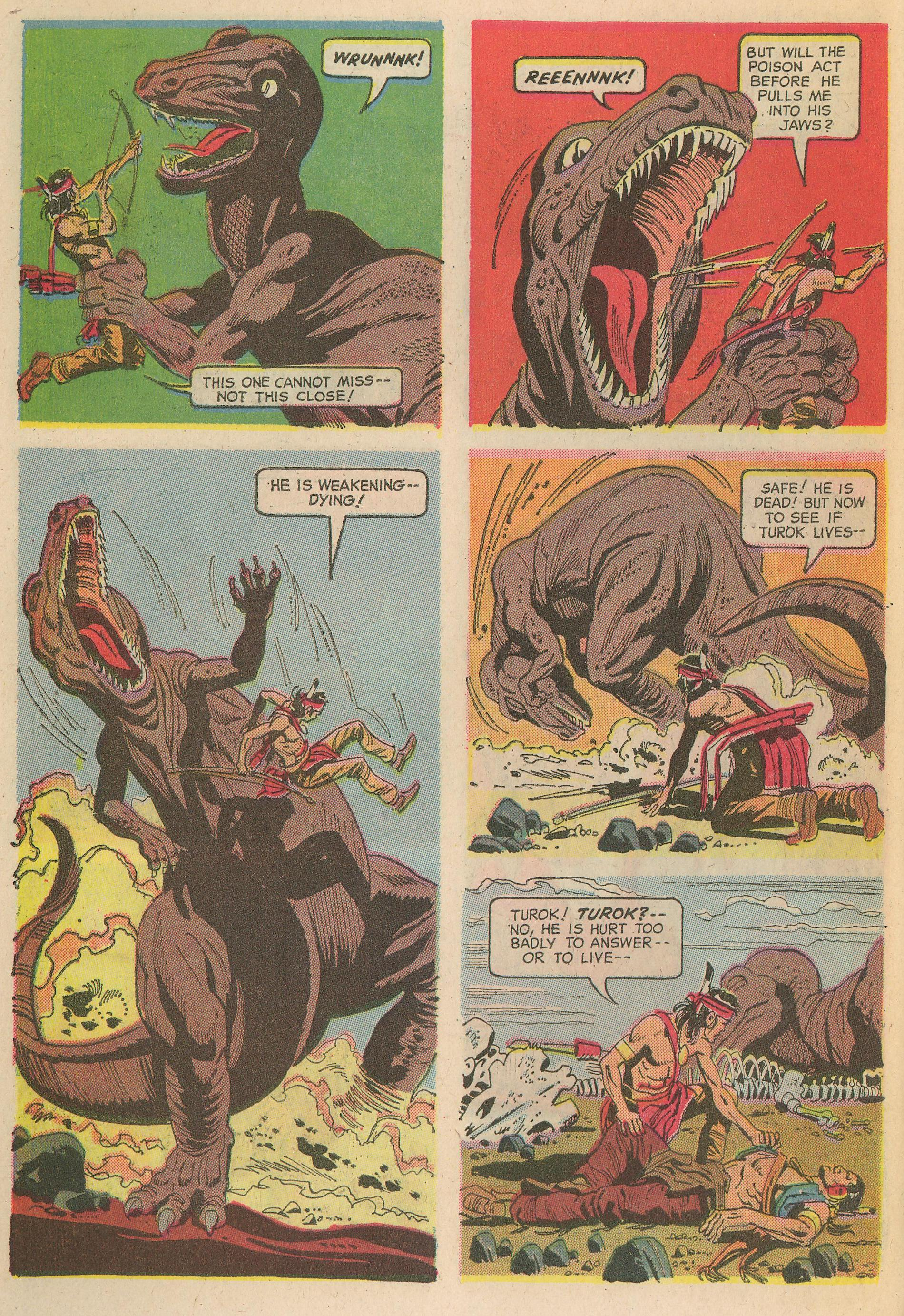 Read online Turok, Son of Stone comic -  Issue #65 - 30