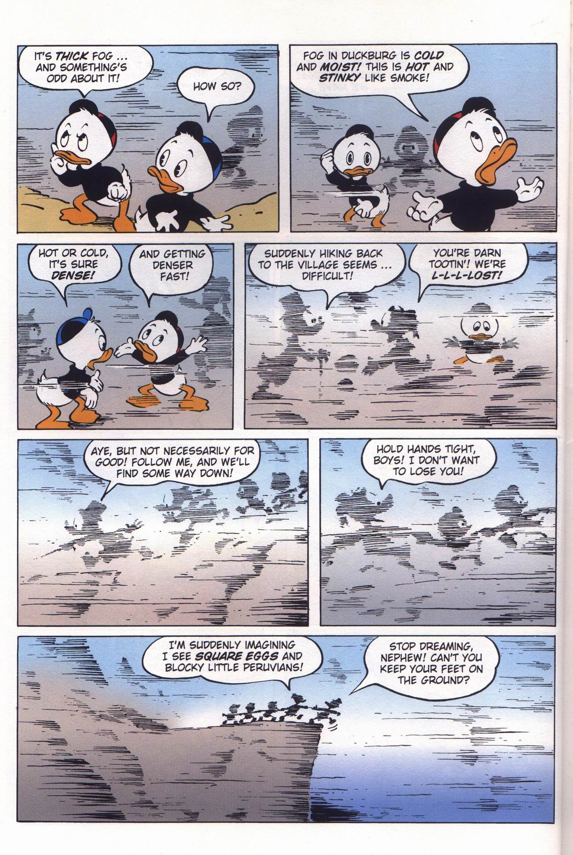 Read online Uncle Scrooge (1953) comic -  Issue #313 - 14
