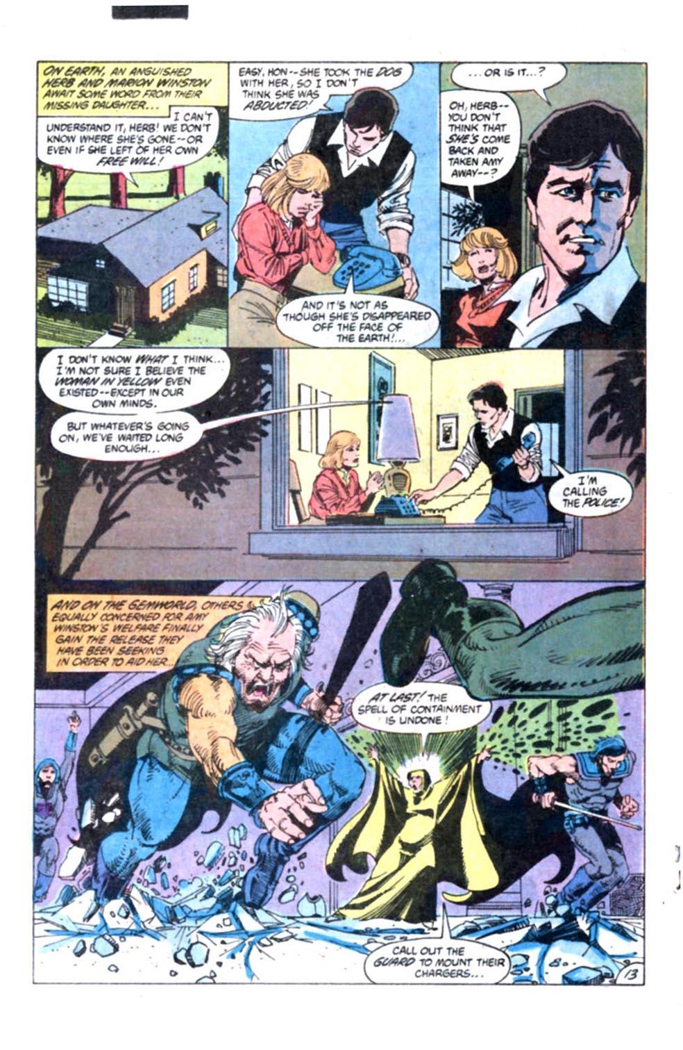 Read online Amethyst, Princess of Gemworld comic -  Issue #2 - 14