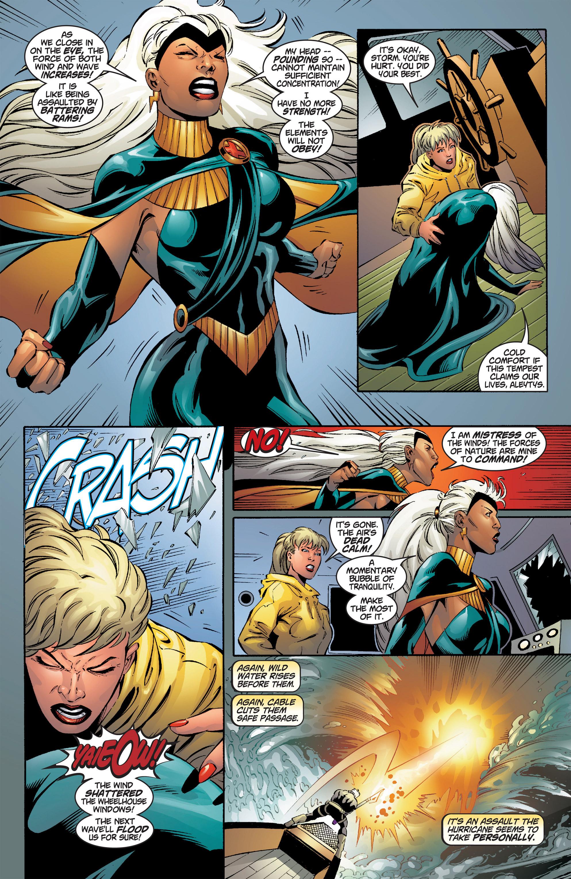 Read online Uncanny X-Men (1963) comic -  Issue #386 - 21