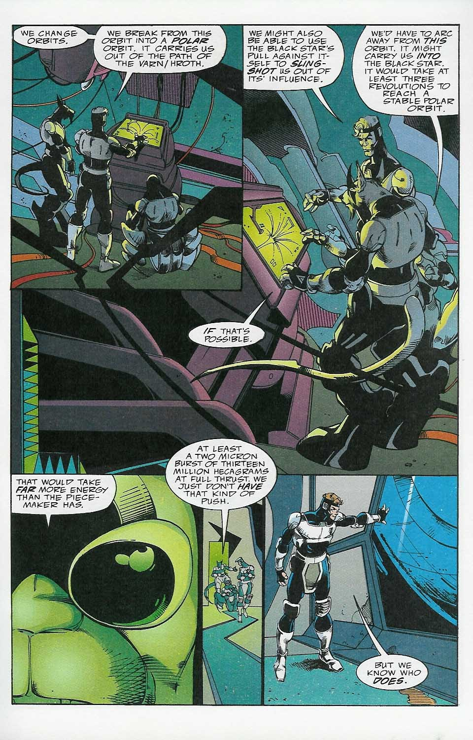 Alien Legion: On the Edge issue 2 - Page 10