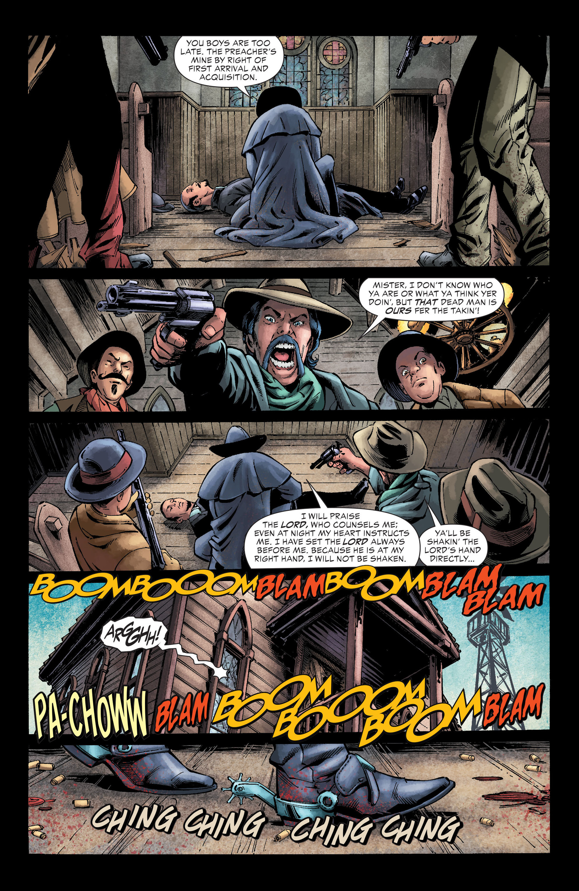 Read online All-Star Western (2011) comic -  Issue #26 - 3