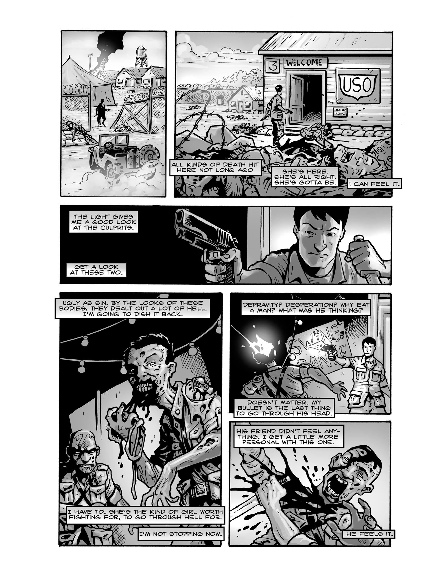 Read online FUBAR comic -  Issue #2 - 126