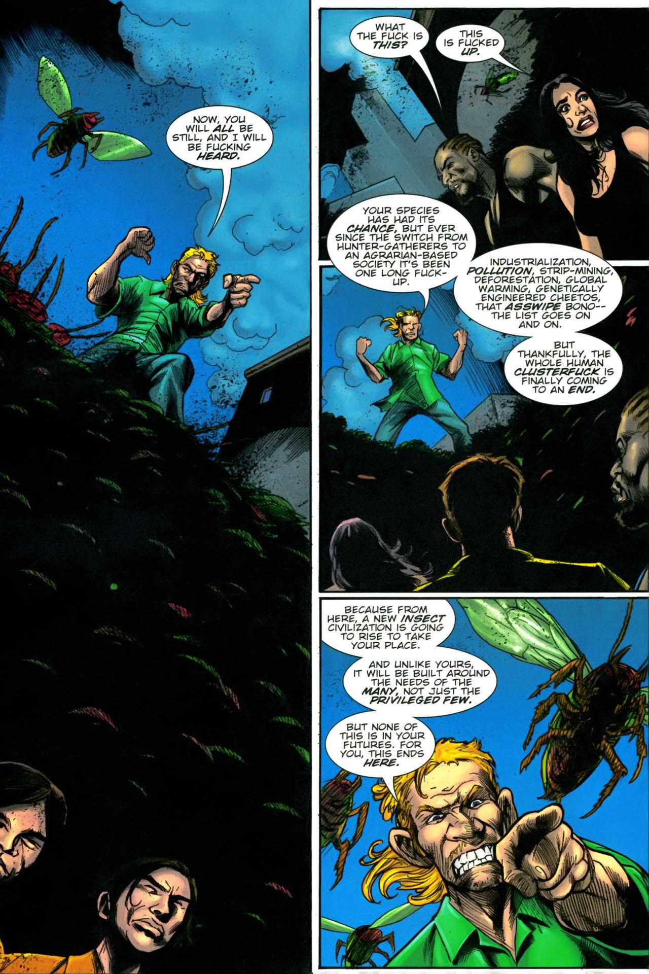 Read online The Exterminators comic -  Issue #23 - 13