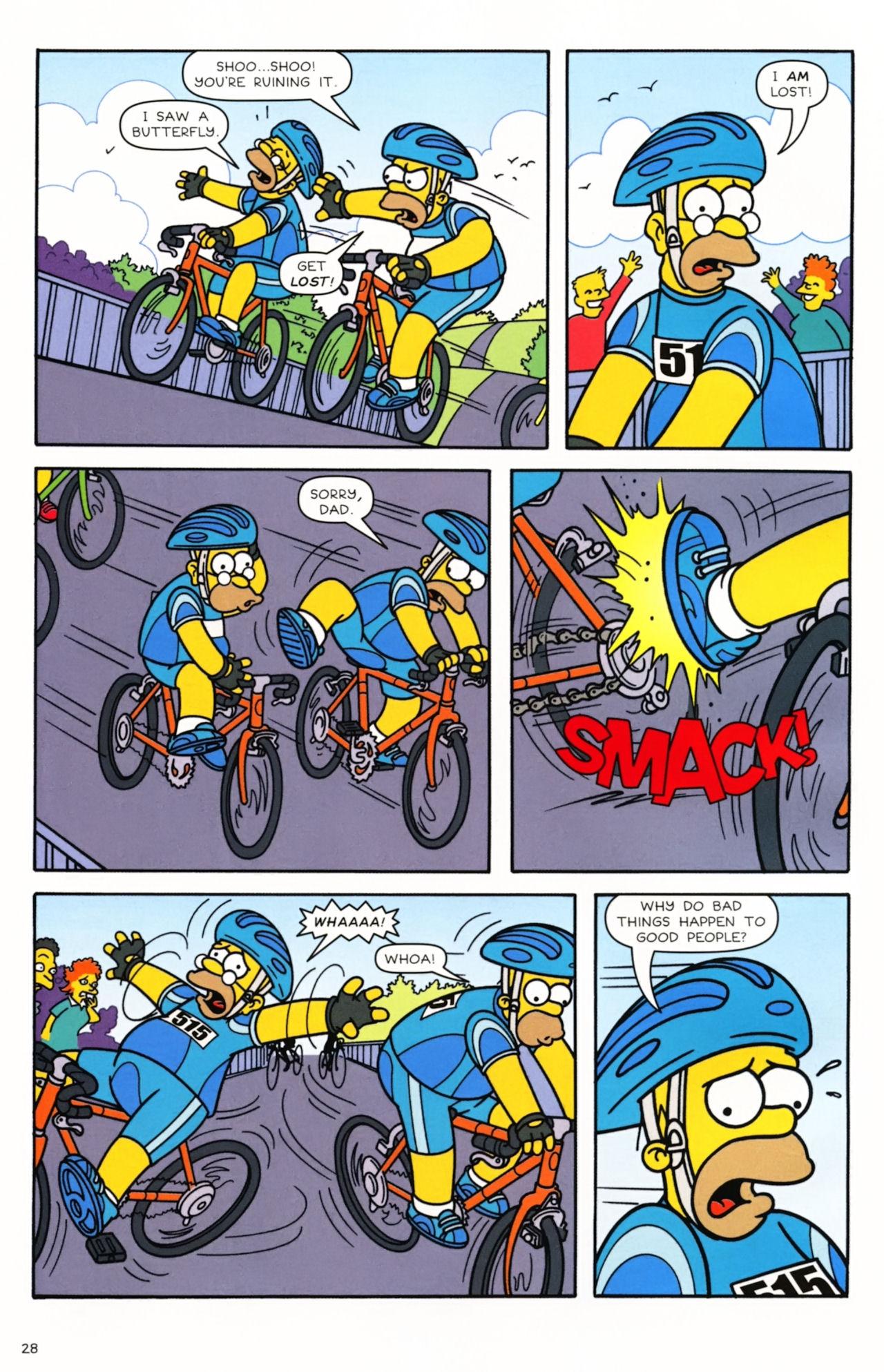 Read online Simpsons Comics comic -  Issue #166 - 24
