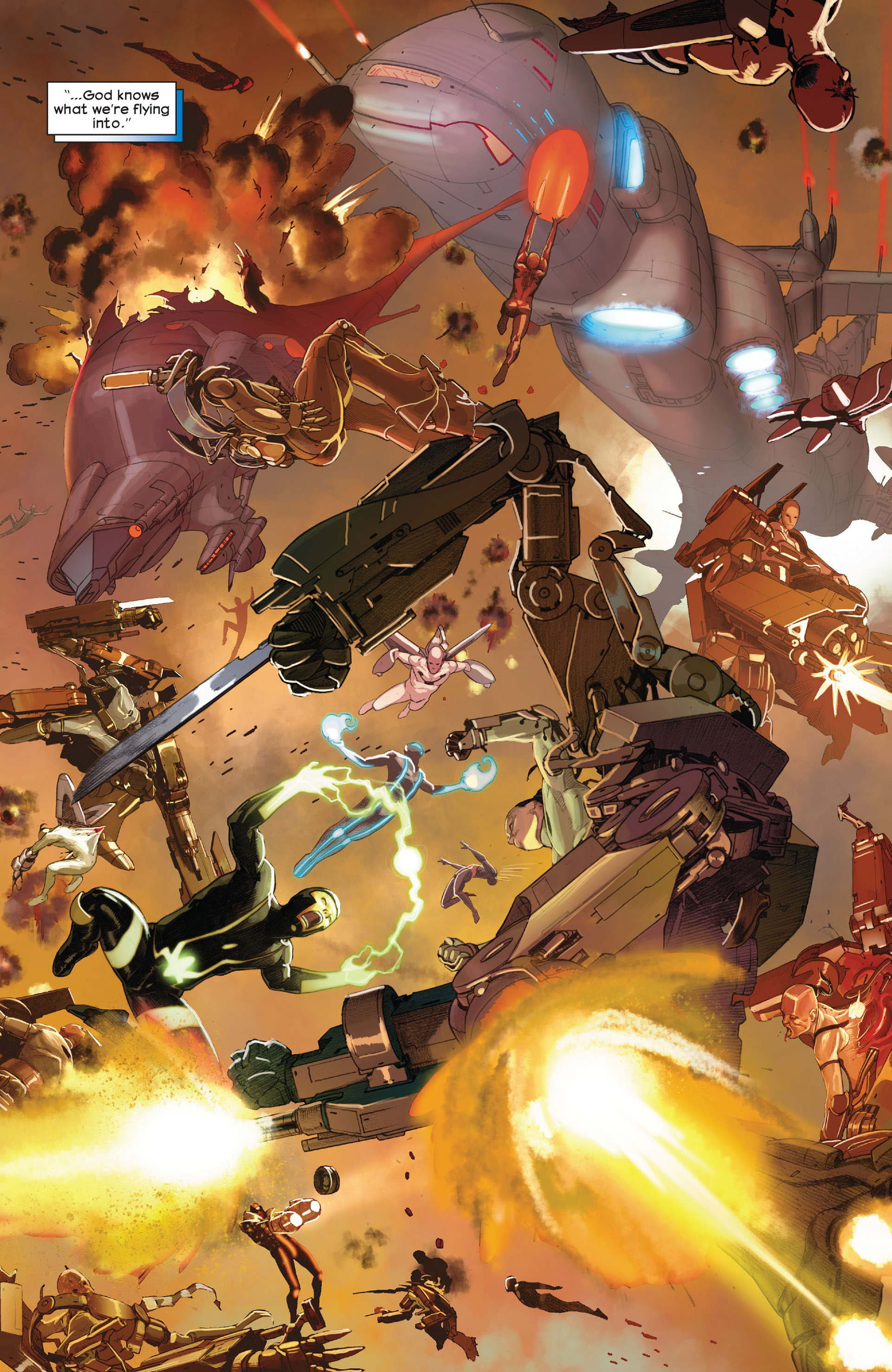 Read online Ultimate Comics Ultimates comic -  Issue #9 - 5