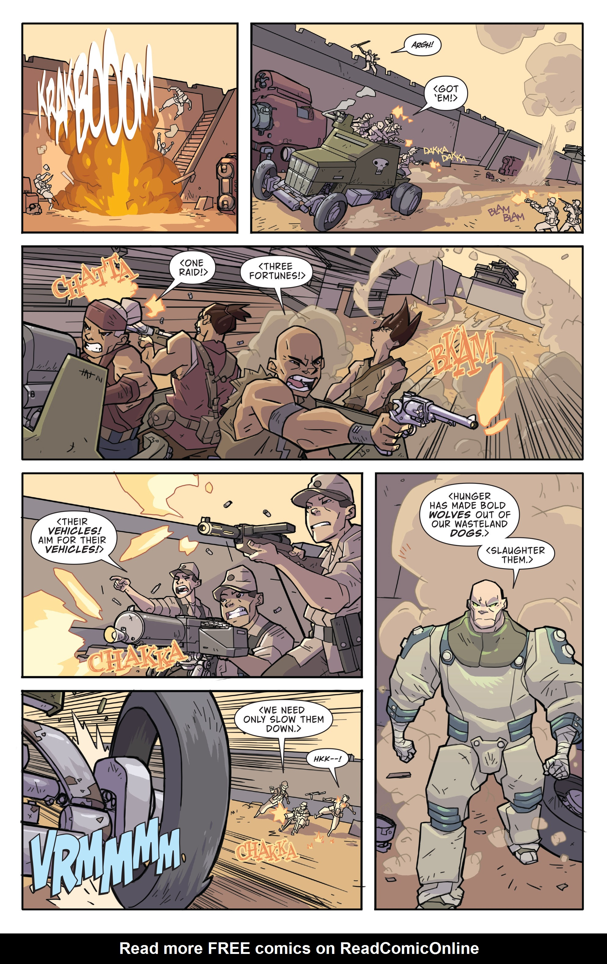 Read online Atomic Robo and the Temple of Od comic -  Issue #2 - 14