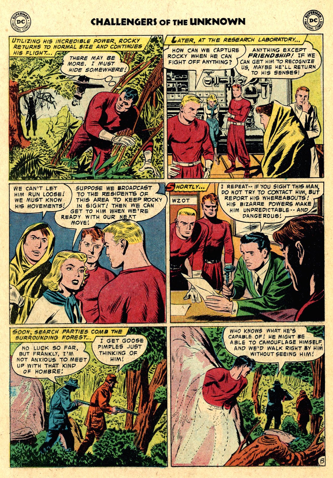 Challengers of the Unknown (1958) issue 3 - Page 26