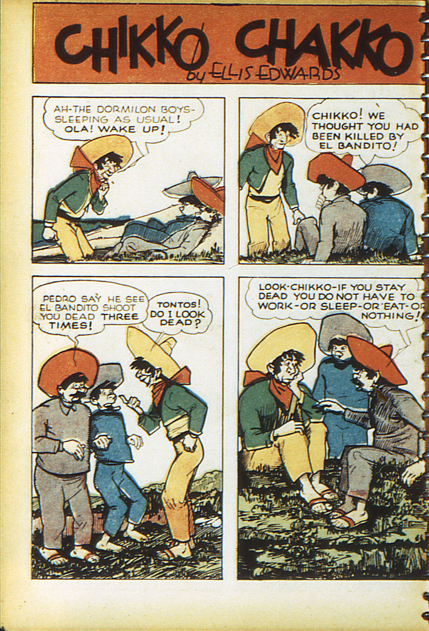 Read online Adventure Comics (1938) comic -  Issue #21 - 43