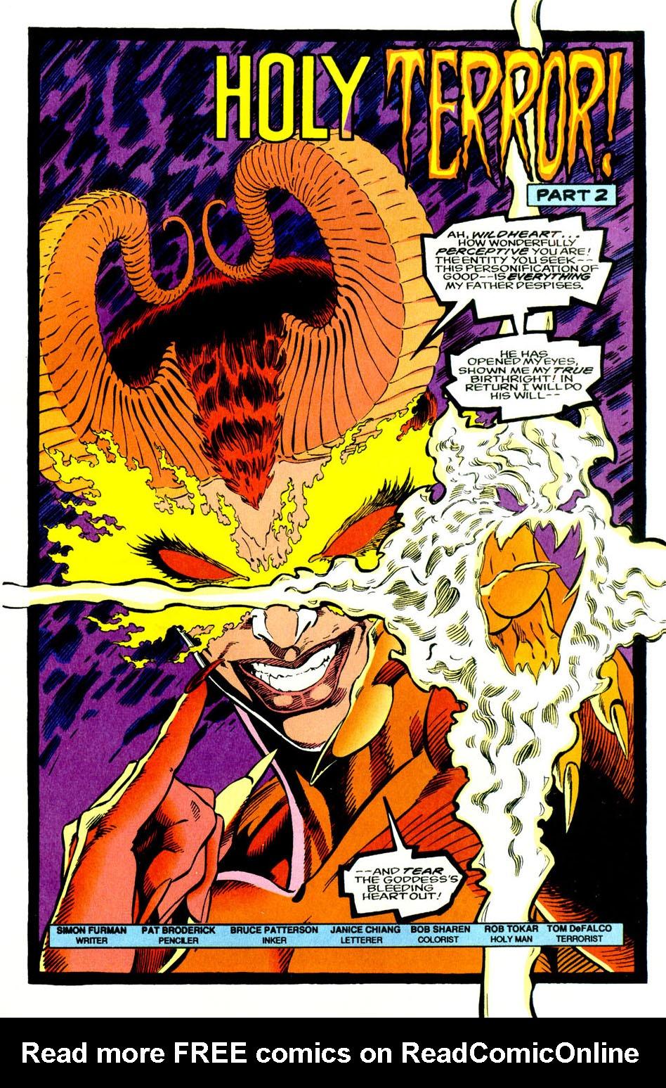 Read online Alpha Flight (1983) comic -  Issue #123 - 5