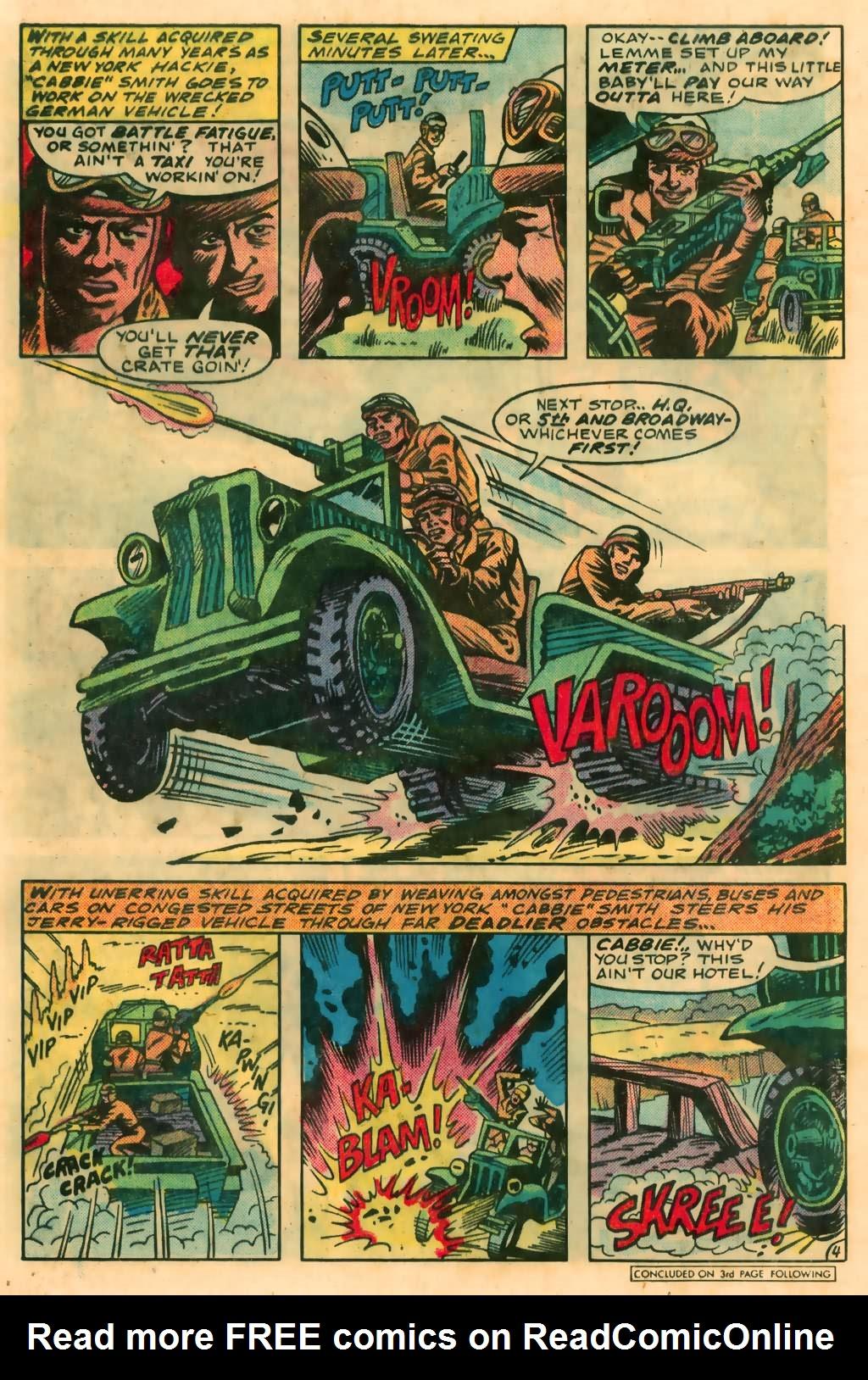 Read online Sgt. Rock comic -  Issue #374 - 27