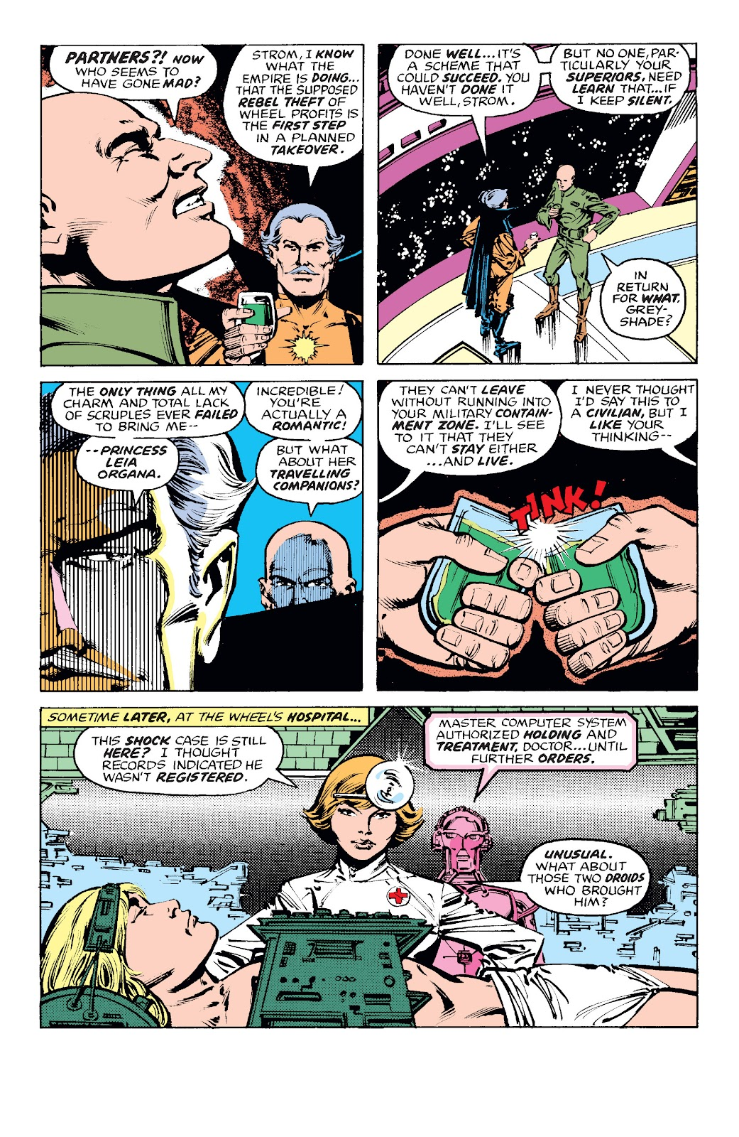 Read online Star Wars Legends: The Original Marvel Years - Epic Collection comic -  Issue # TPB 1 (Part 4) - 46
