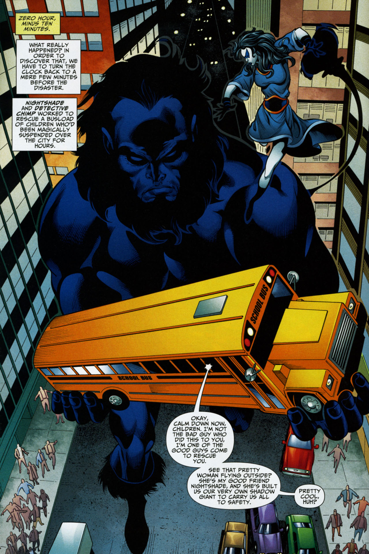 Read online Shadowpact comic -  Issue #16 - 4