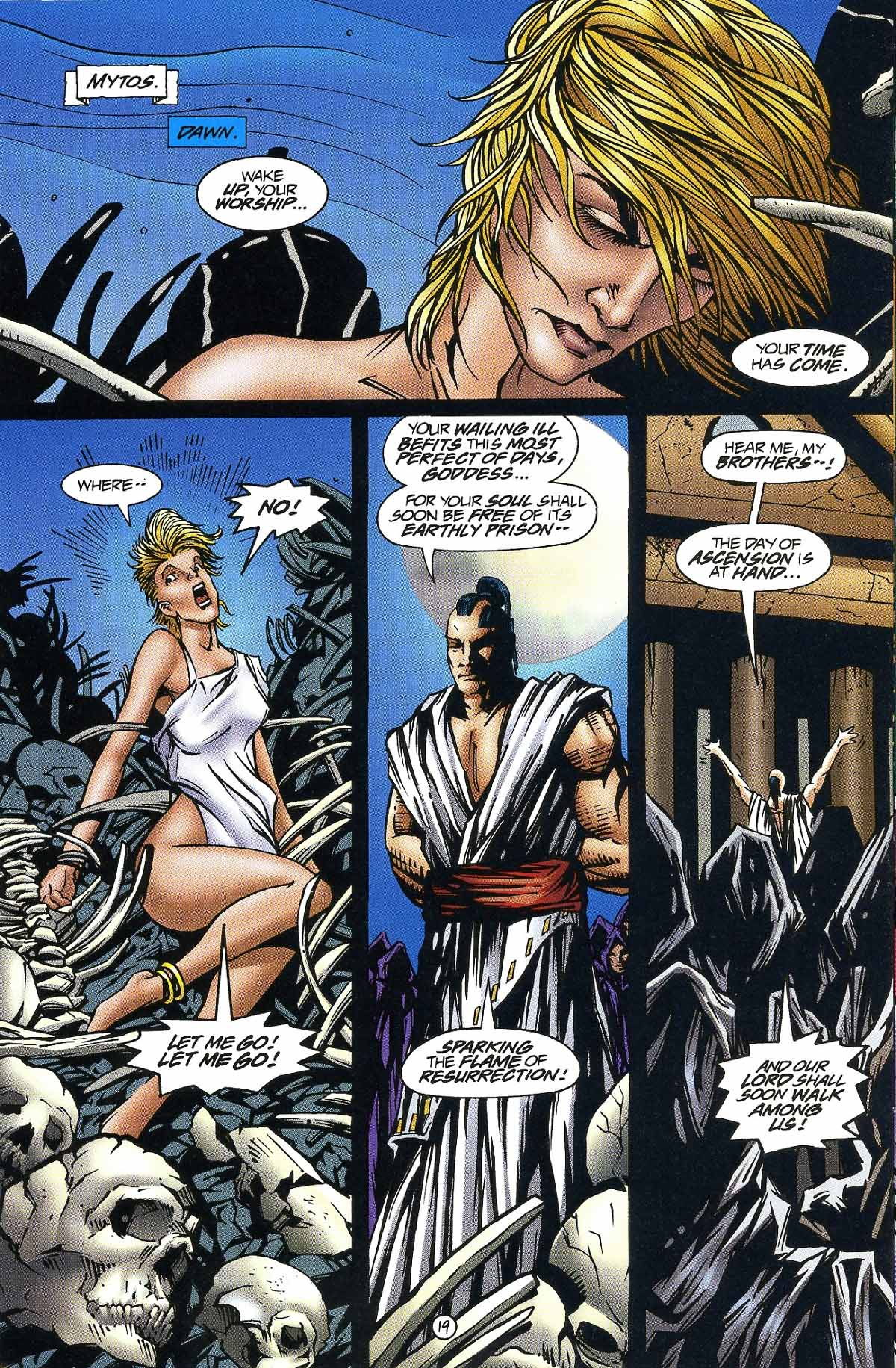 Read online Rune (1994) comic -  Issue #9 - 21